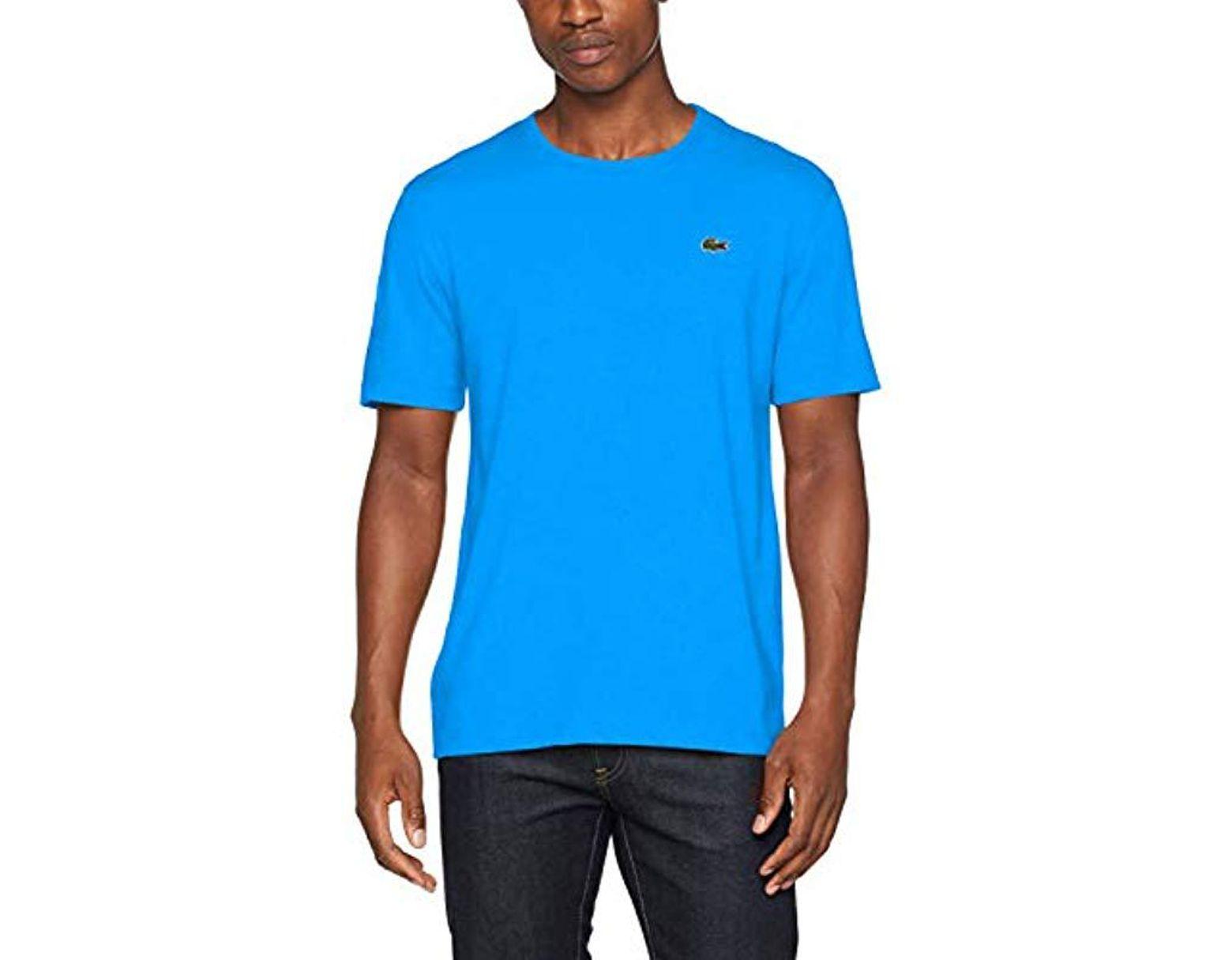 a355c2fad Lacoste T-shirt in Blue for Men - Lyst