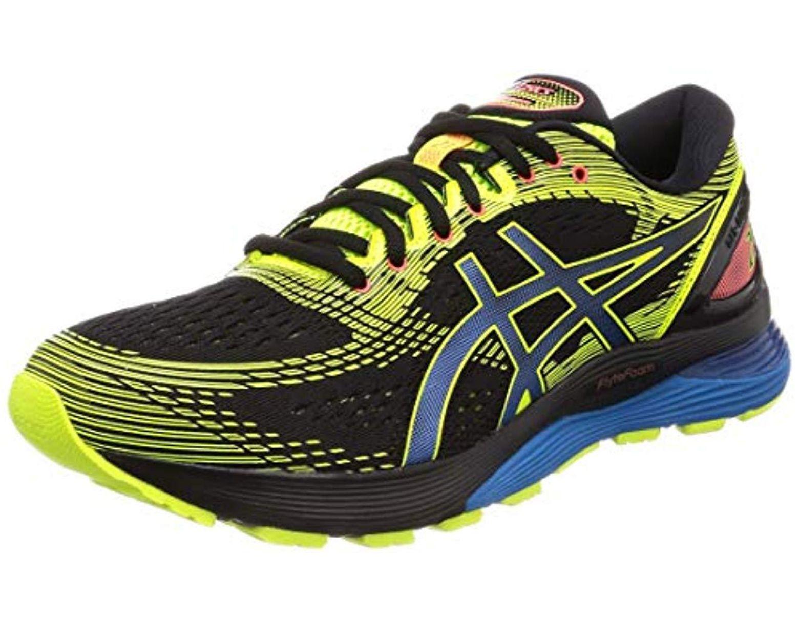 4f92dd0789 Asics Gel-nimbus 21 Sp Running Shoes in Black for Men - Save 15% - Lyst