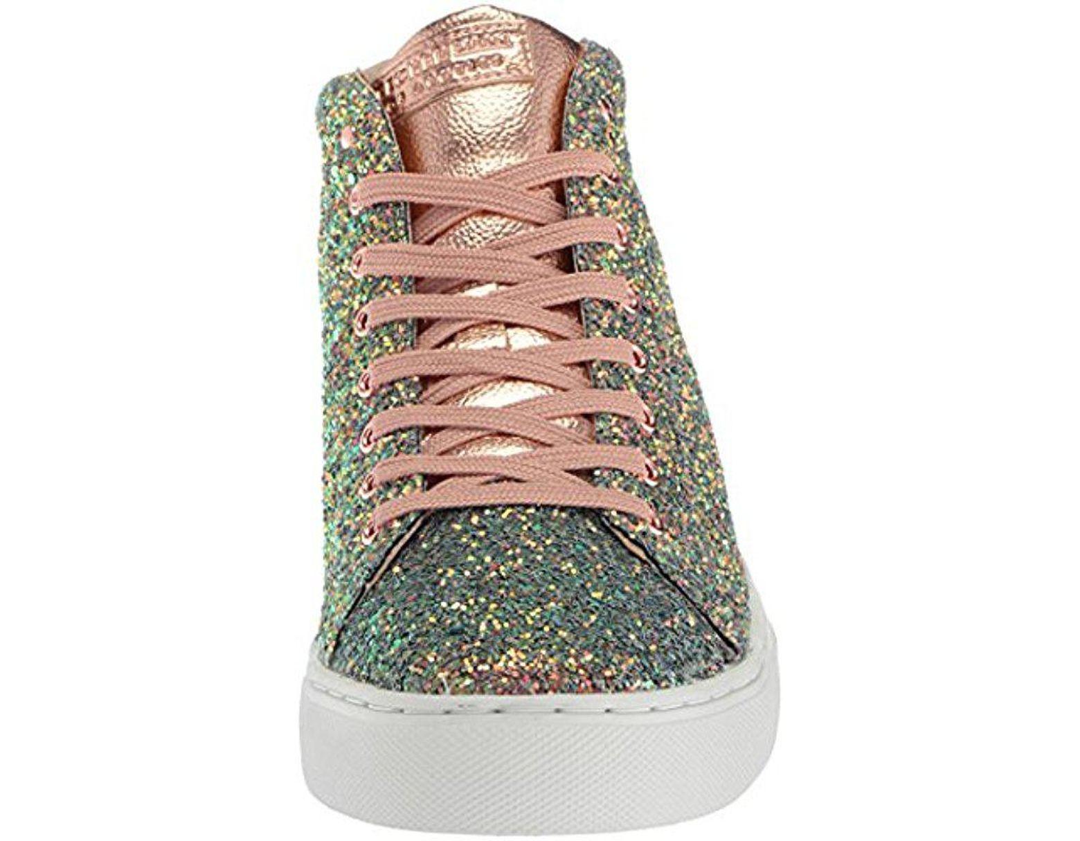 0f9218406a16 Skechers Side Street-rock Glitter Sneaker - Save 36% - Lyst