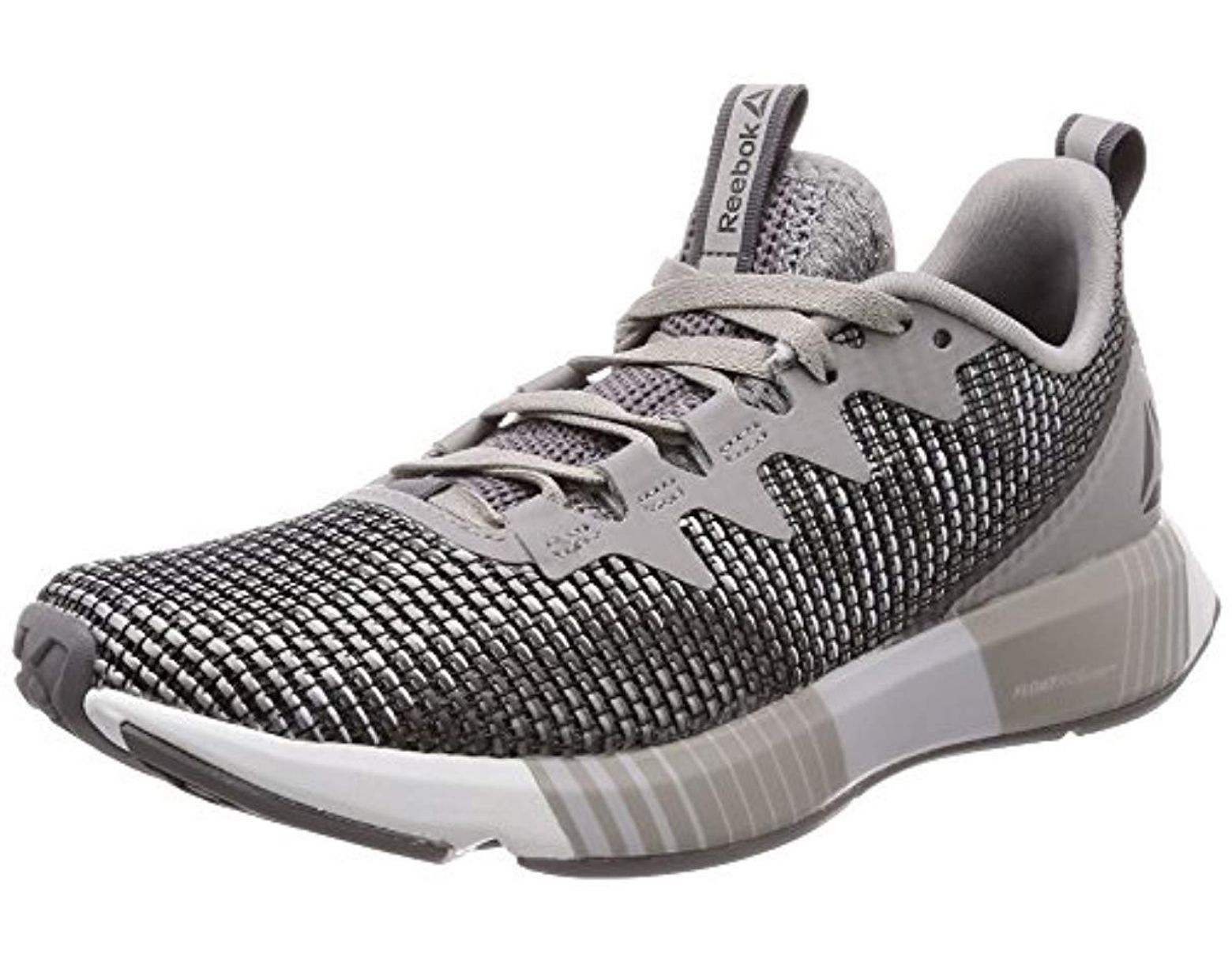 a157d5c410779 Reebok Fusion Flexweave Trail Running Shoes in Gray - Save 78% - Lyst