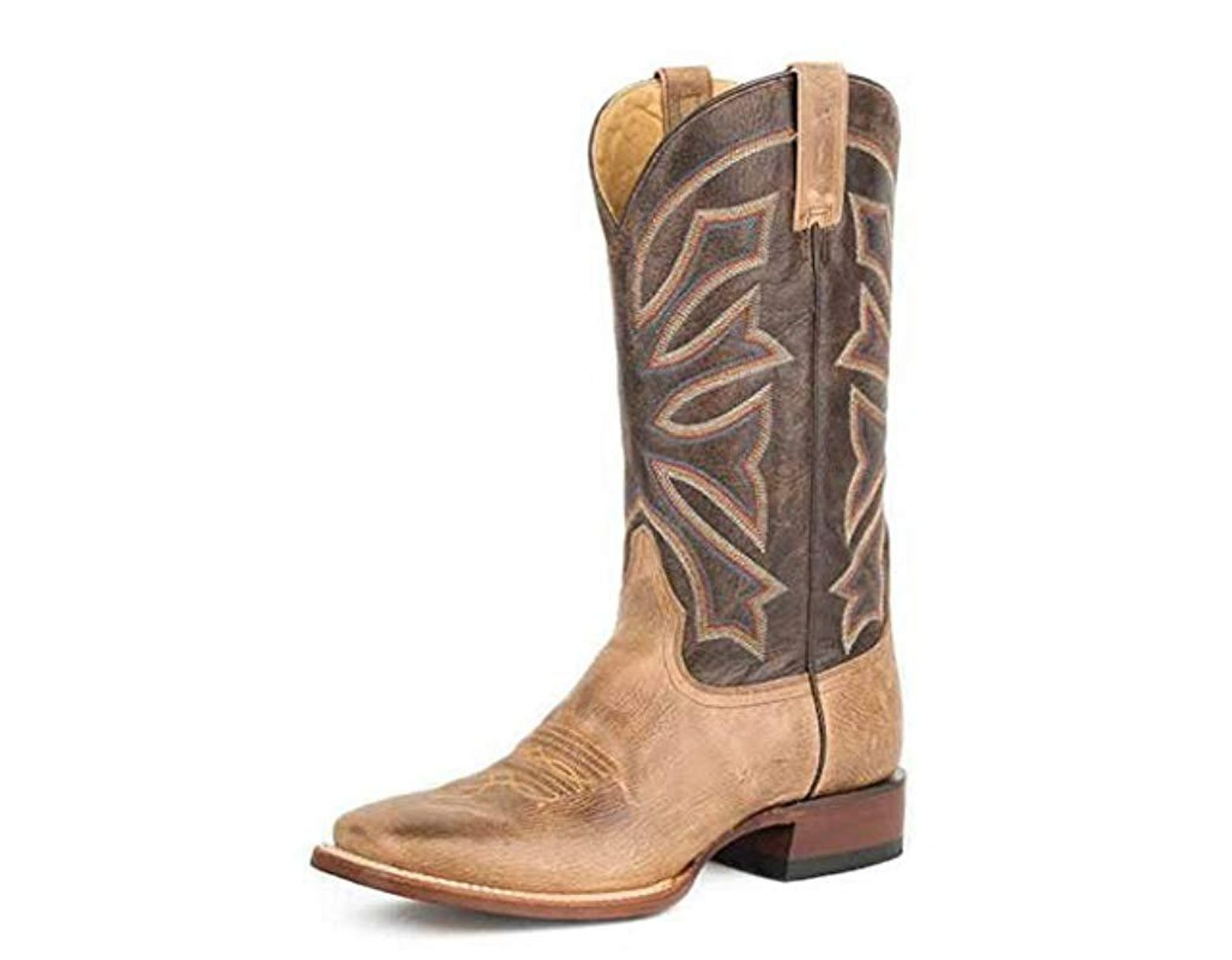 28d4635beee Men's Brown Gunsmoke Western Boot