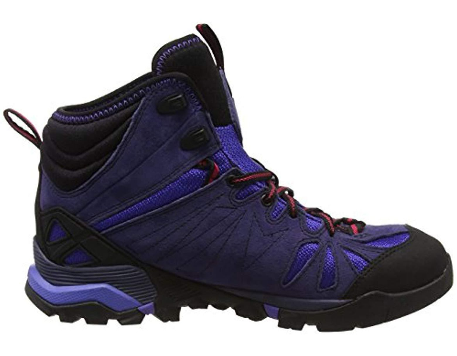 54b86a3da9e Merrell Capra Mid Gore-tex High Rise Hiking Boots - Lyst