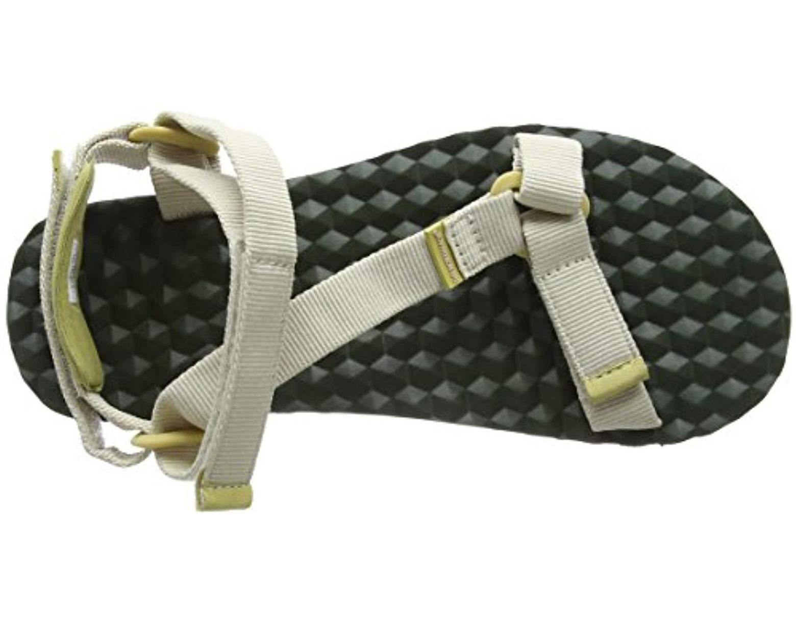 7cef3812f The North Face Base Camp Switchback Hiking Sandals in Green - Save 3 ...