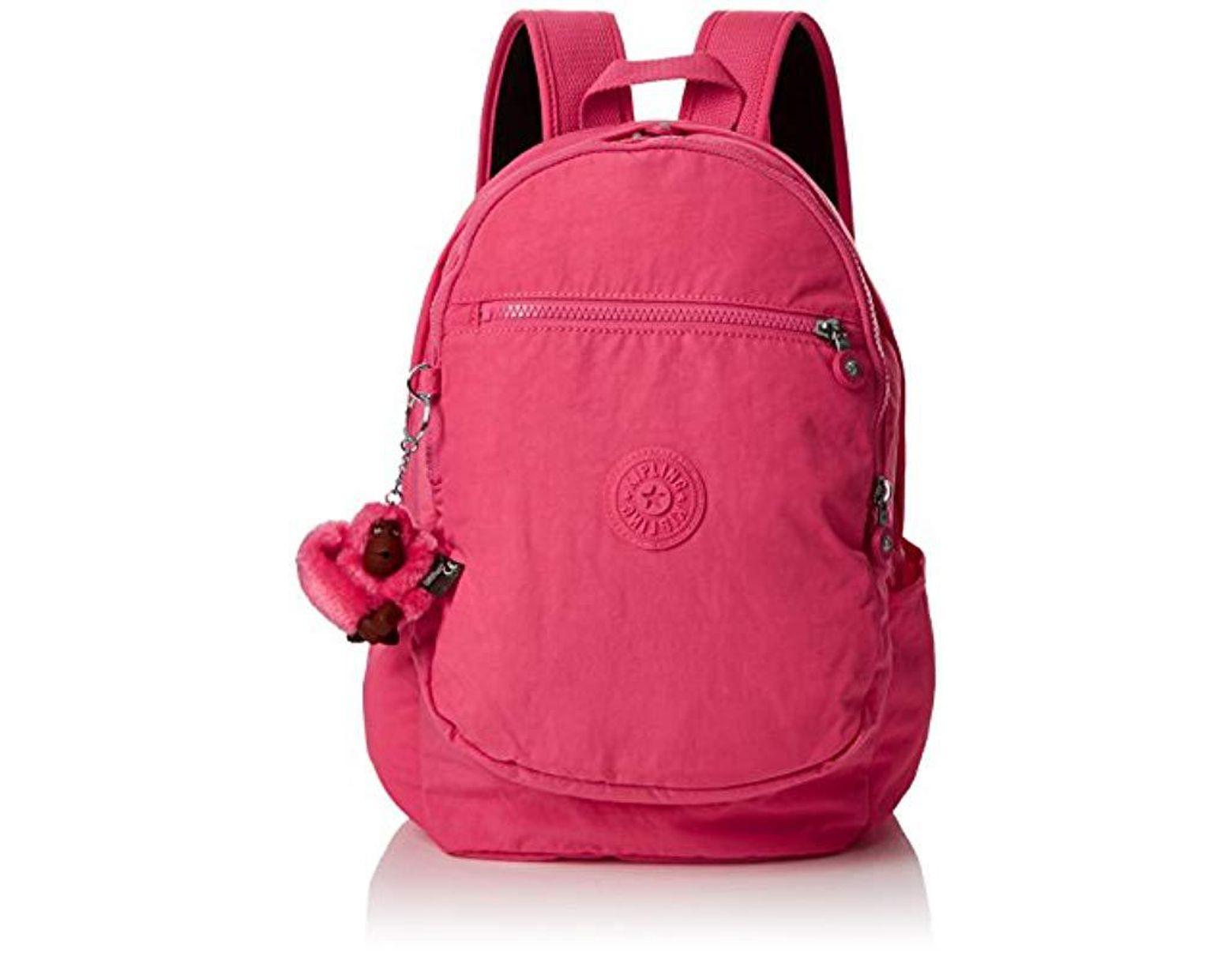 387763c917 Kipling Clas Challenger Backpack Handbags in Pink - Save 45% - Lyst