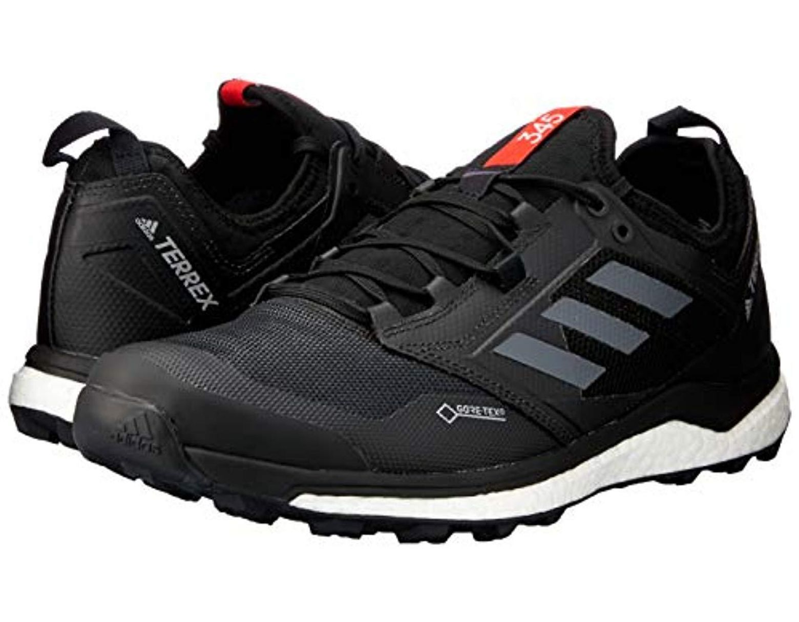e756ff186c768 Men's Black Terrex Agravic Xt Gtx Nordic Walking Shoes