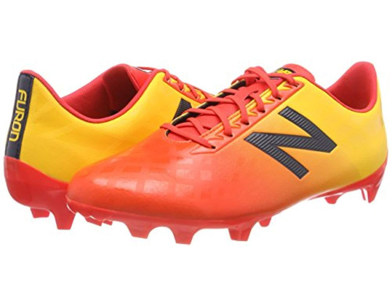 New Balance Visaro Pro 2.0 FG Senior Football Boot Blue