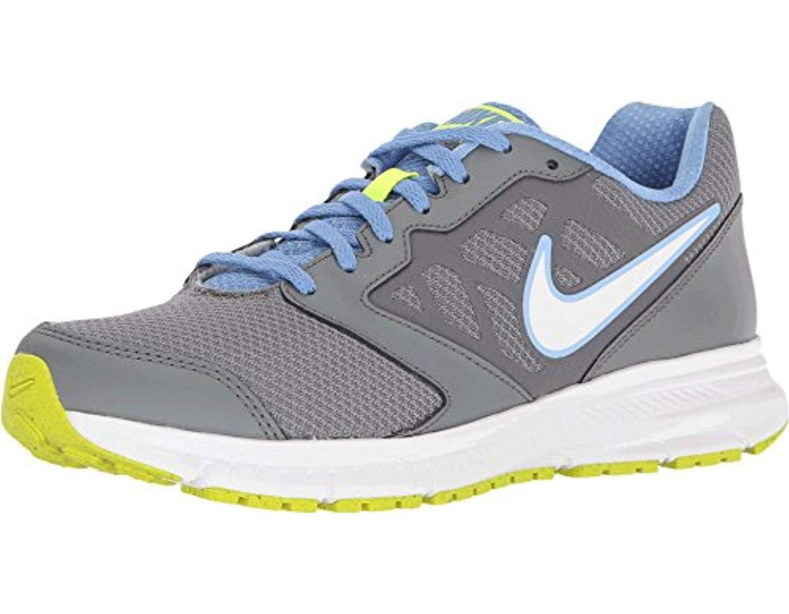 Nike downshifter 6 running shoes womens blueblack run