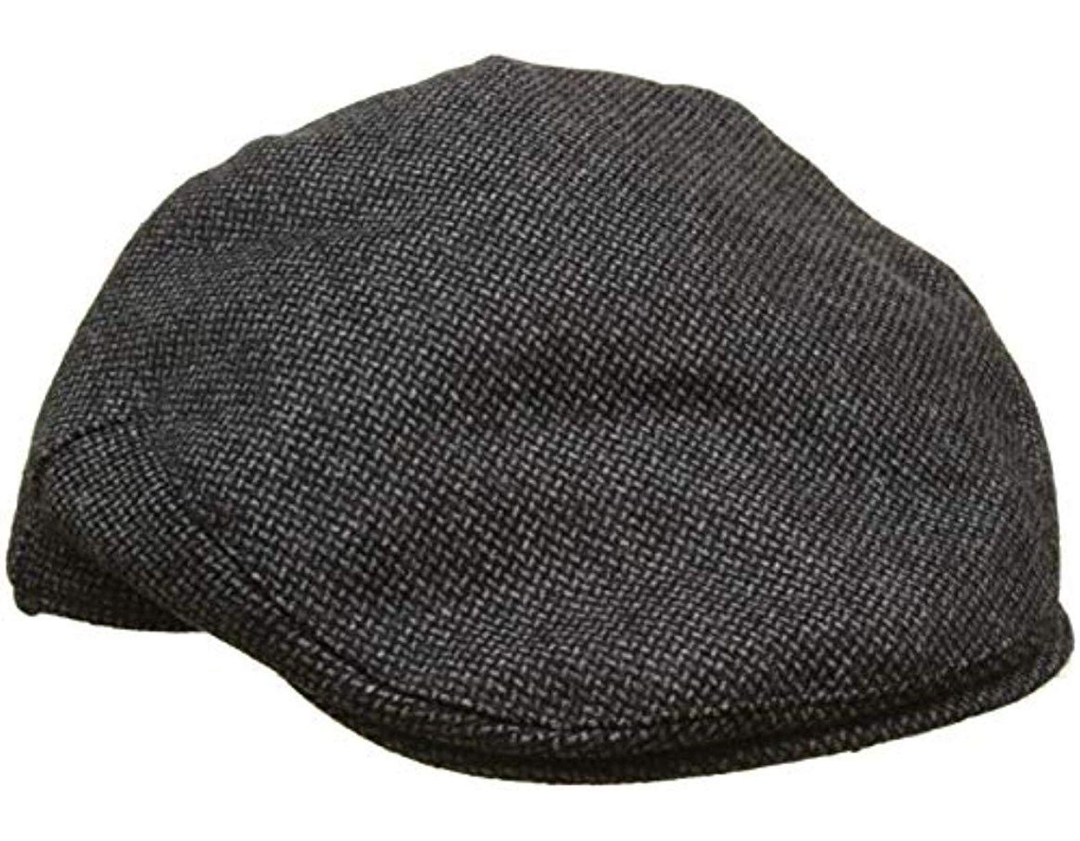 e5c74c8065f5f Hackett Balmoral Tweed Her Flat Cap in Gray for Men - Lyst