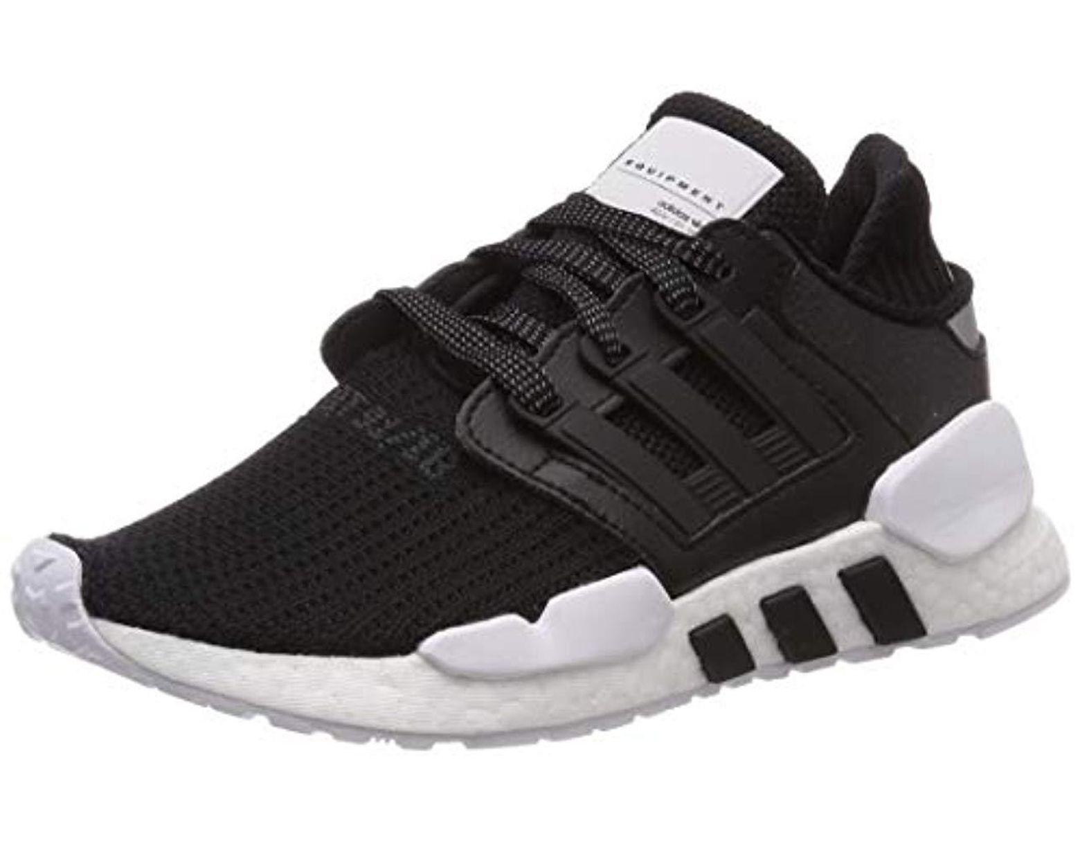 0ab125bd3b84e Men's Black Eqt Support 91/18 Gymnastics Shoes
