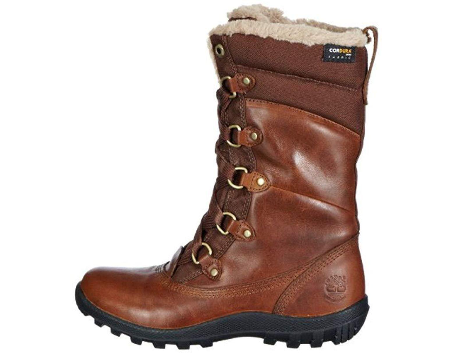 0e5e36c7188ba Women's Brown Mount Hope Mid, Combat Boots