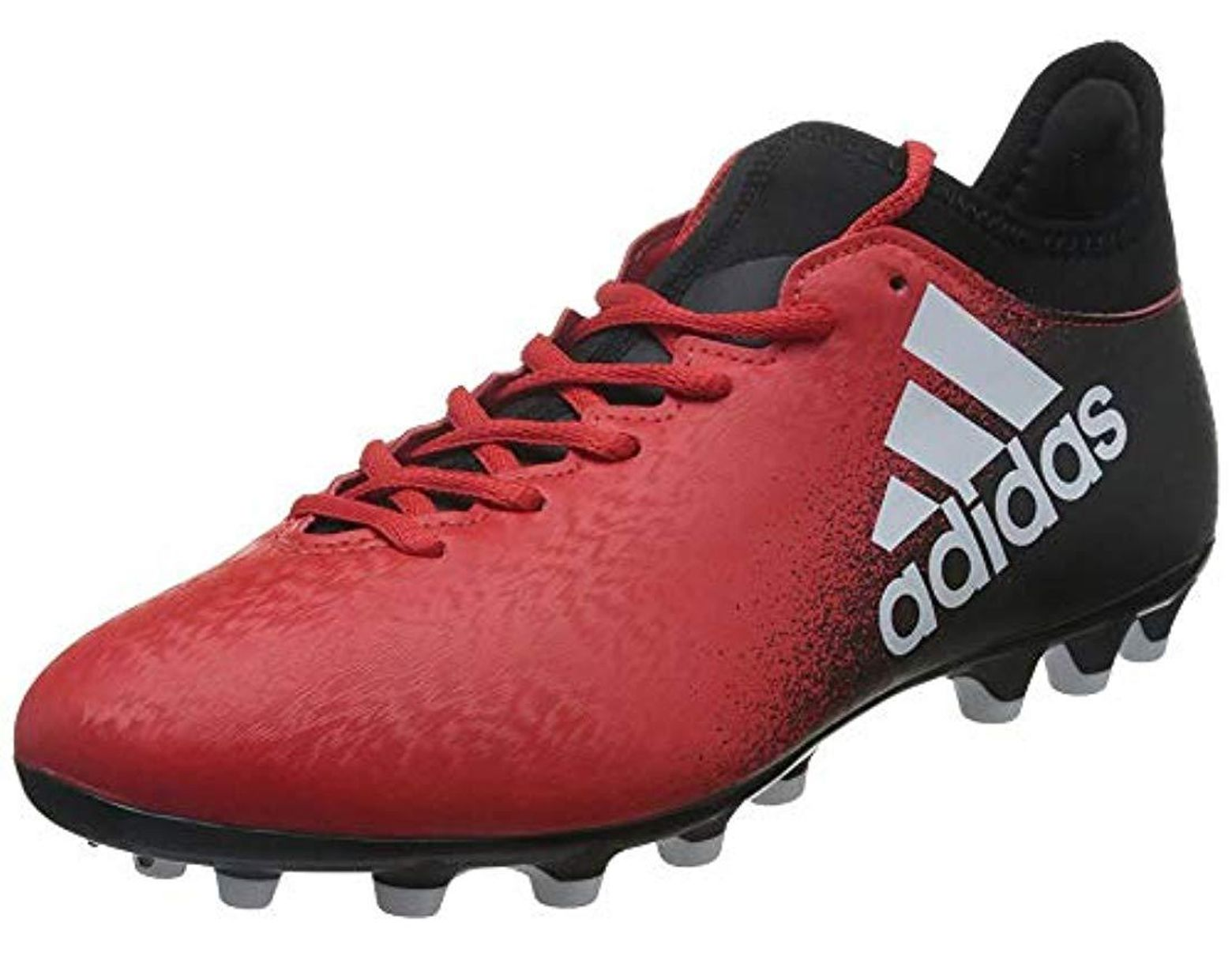 more photos 0c6ae 298d3 adidas X 16.3 Ag Football Boots in Red for Men - Lyst
