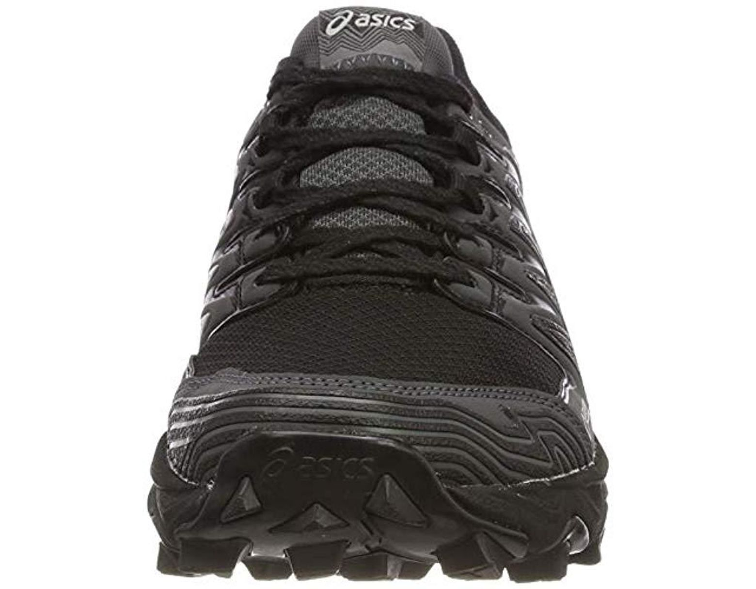 1c6a584a Asics Gel-fujitrabuco 7 G-tx Running Shoes in Black - Save 16% - Lyst
