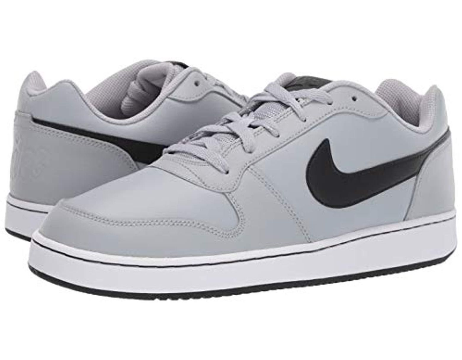 best sneakers 8ee1d 7ea98 Nike Ebernon Shoes Gray Save Low In 42Lyst Basketball Men ...