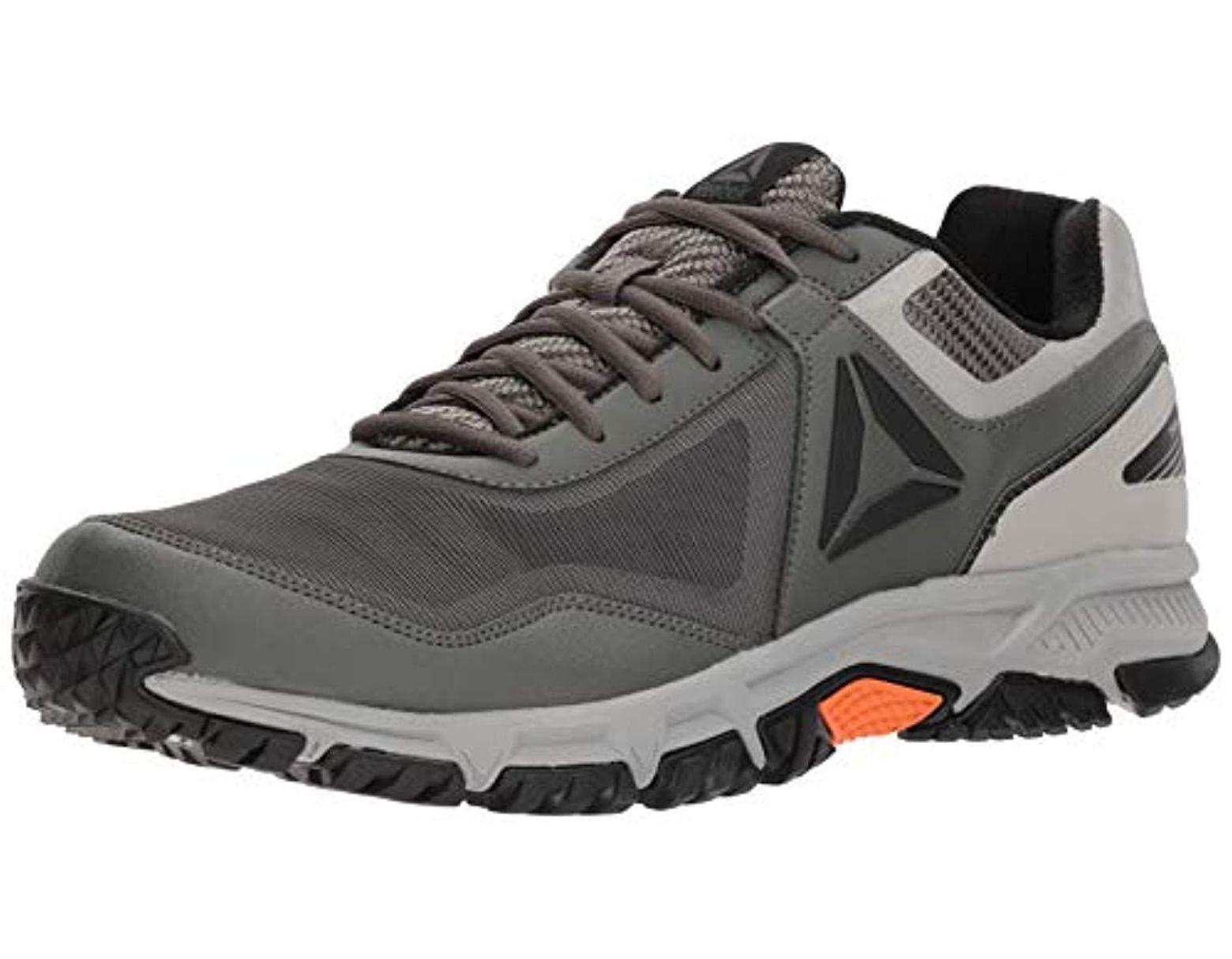 ed7b11e0d17eb Men's Gray Ridgerider Trail 3.0 Walking Shoe