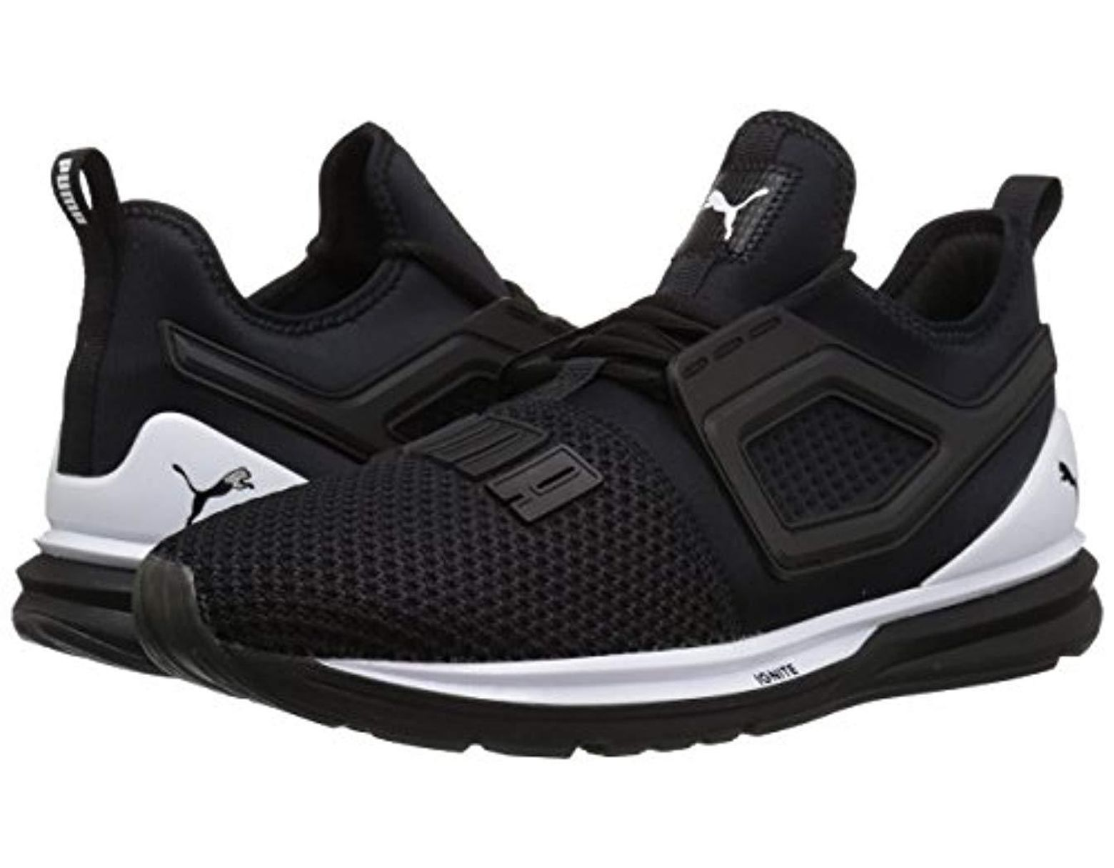 best sneakers df84b 1e8e7 Men's Black Ignite Limitless Trainer