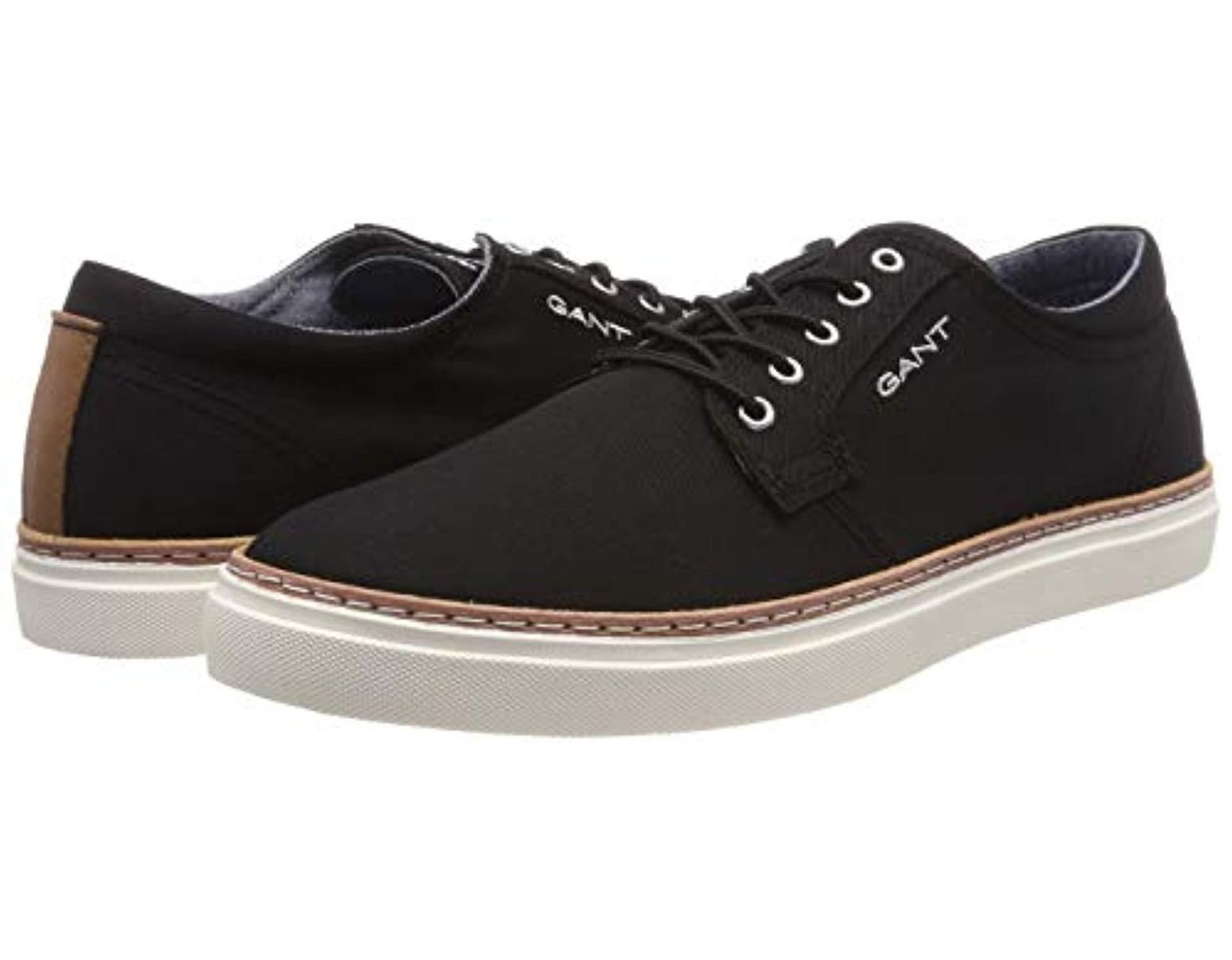 2d4d4955d0bd9 Men's Black Bari Low-top Trainers
