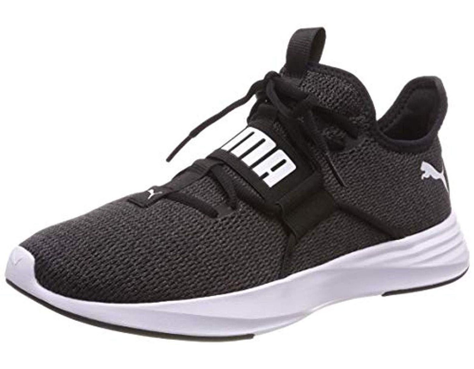 f5dbdbc357044 Men's Black Persist Xt Fitness Shoes