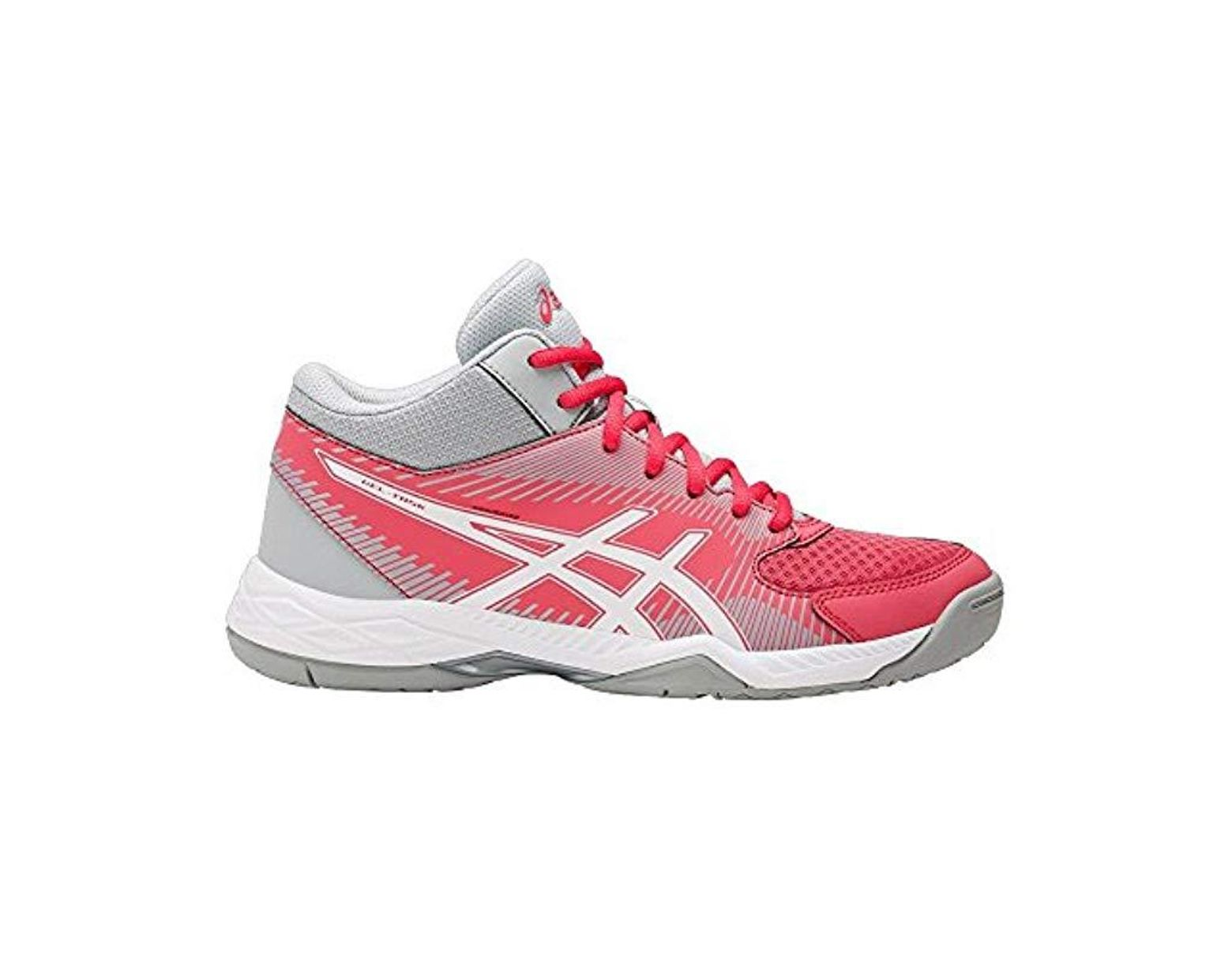 0c0ea05cc7337 Women's Pink Gel-task Mt Volleyball Shoes