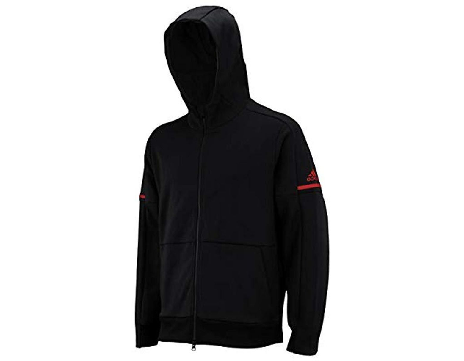 thoughts on so cheap pick up adidas Game Built Squad Id Full Zip Hoodie in Black for Men ...