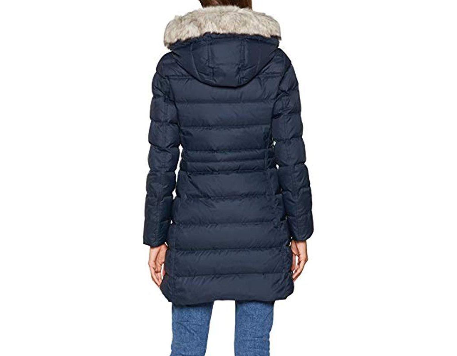 Tyra Manteau Coat Bleu Femme Down De Coloris New nPw0kXN8O
