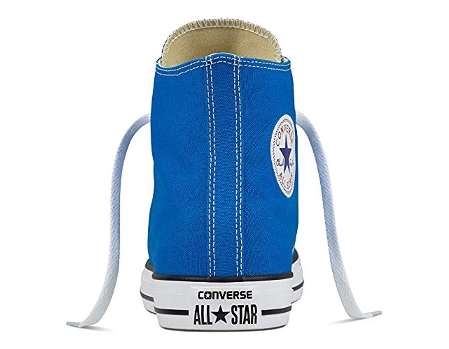 Sneakers Ctas En Lyst HiHaute Bleu Converse Pour Homme Coloris Iv6gYf7yb