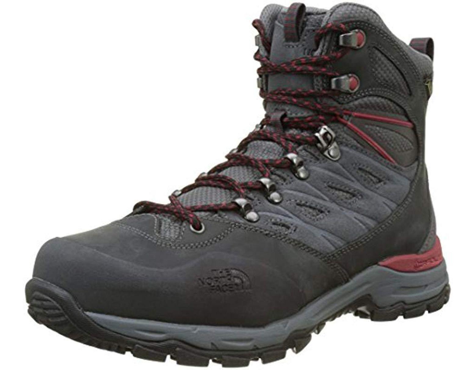 e16e3a8e7 Men's Gray Hedgehog Trek Gore-tex High Rise Hiking Boots,