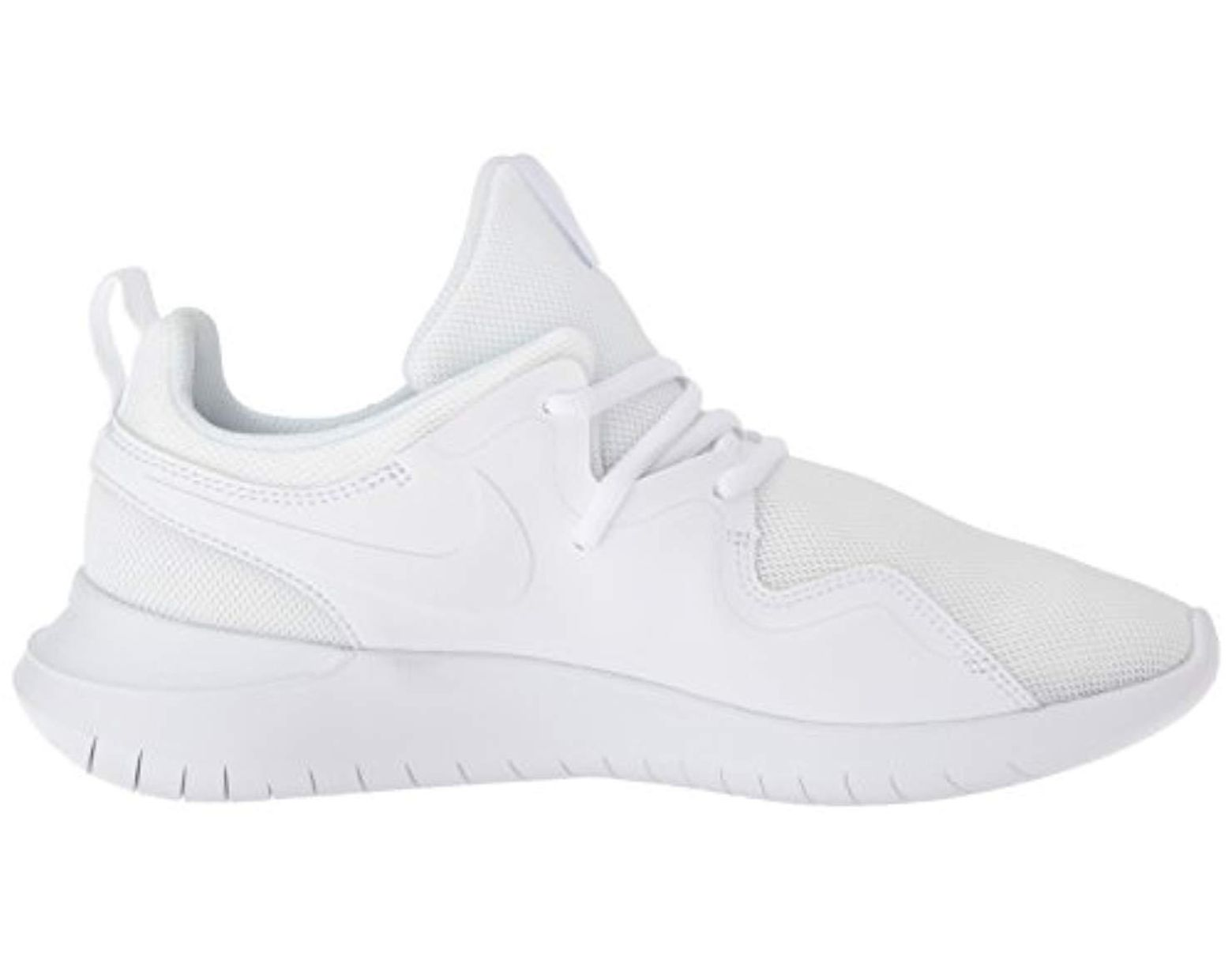 947c2e1565399 Nike Wmns Tessen Competition Running Shoes in White - Lyst