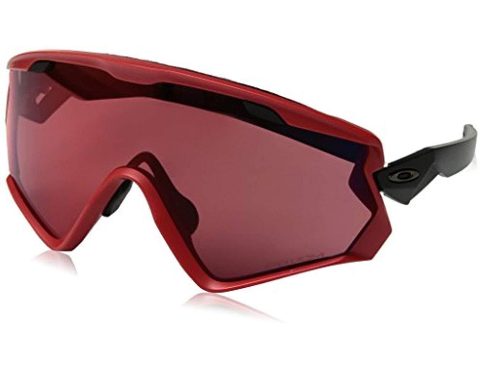 0 941806 De Rouge LunettesBleuviper Coloris Wind 2 Jacket Montures RedHomme qRL345Aj