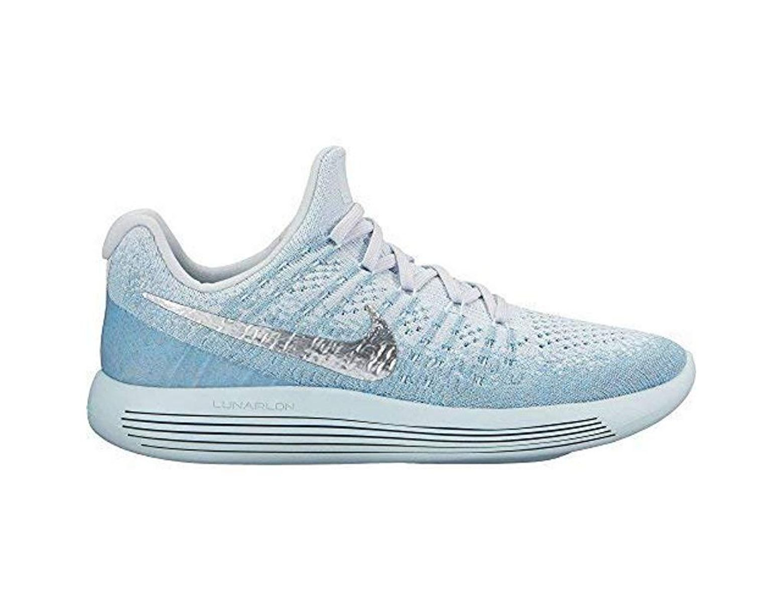 quality design a4705 5a49e Women's Blue Lunarepic Low Flyknit 2 Training Shoes
