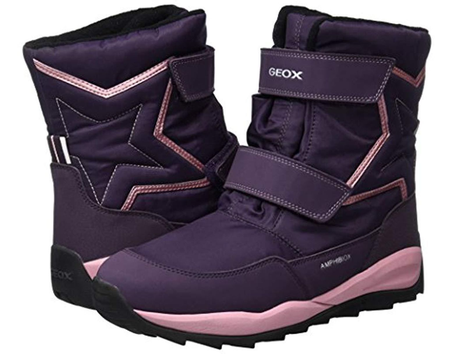 b0b8e61b8c6 Geox Unisex Adults' J Orizont B Girl Abx A Snow Boots in Purple for Men -  Lyst