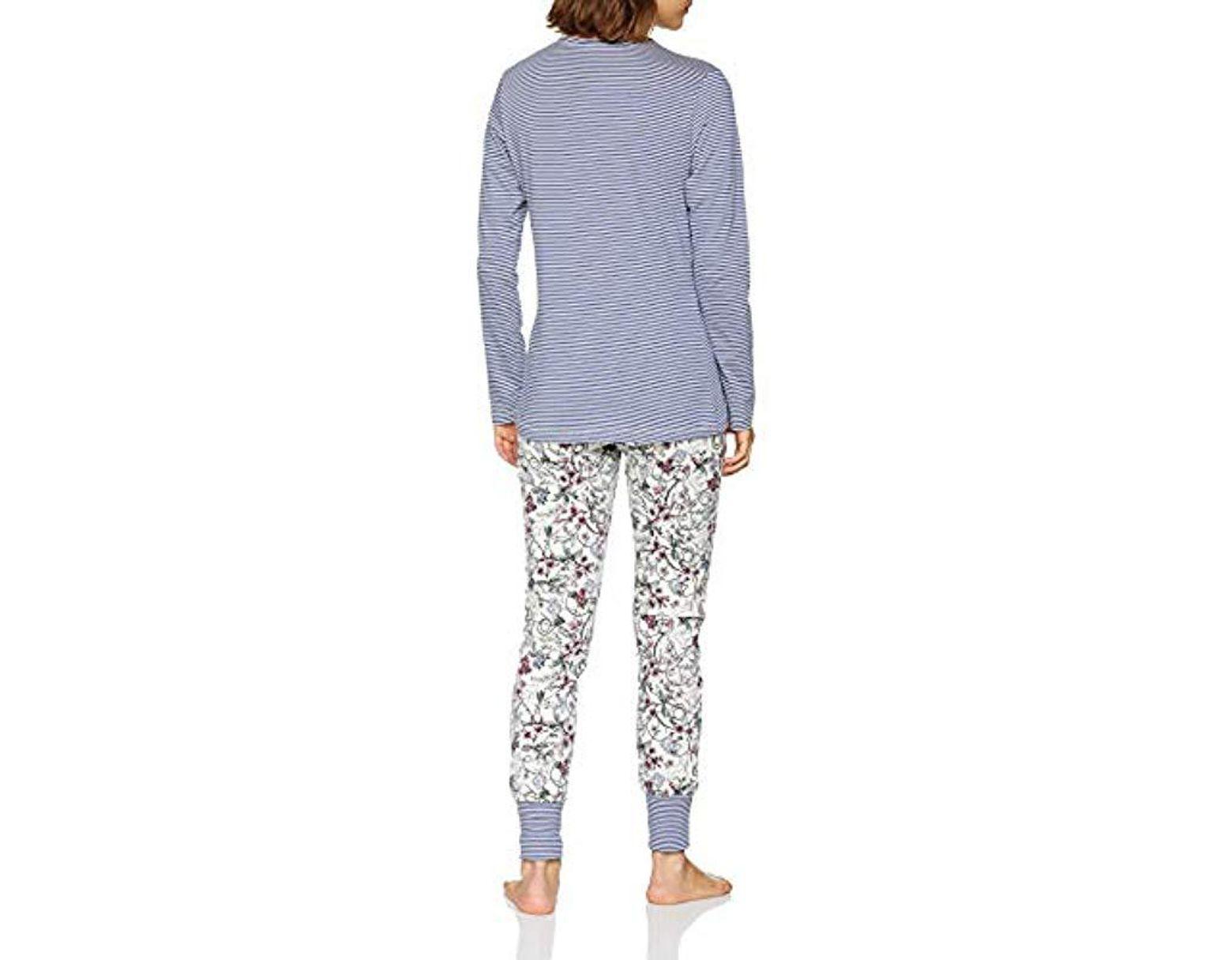 Esprit Delphie Cas Nw Pyjama, Ensemble Femme