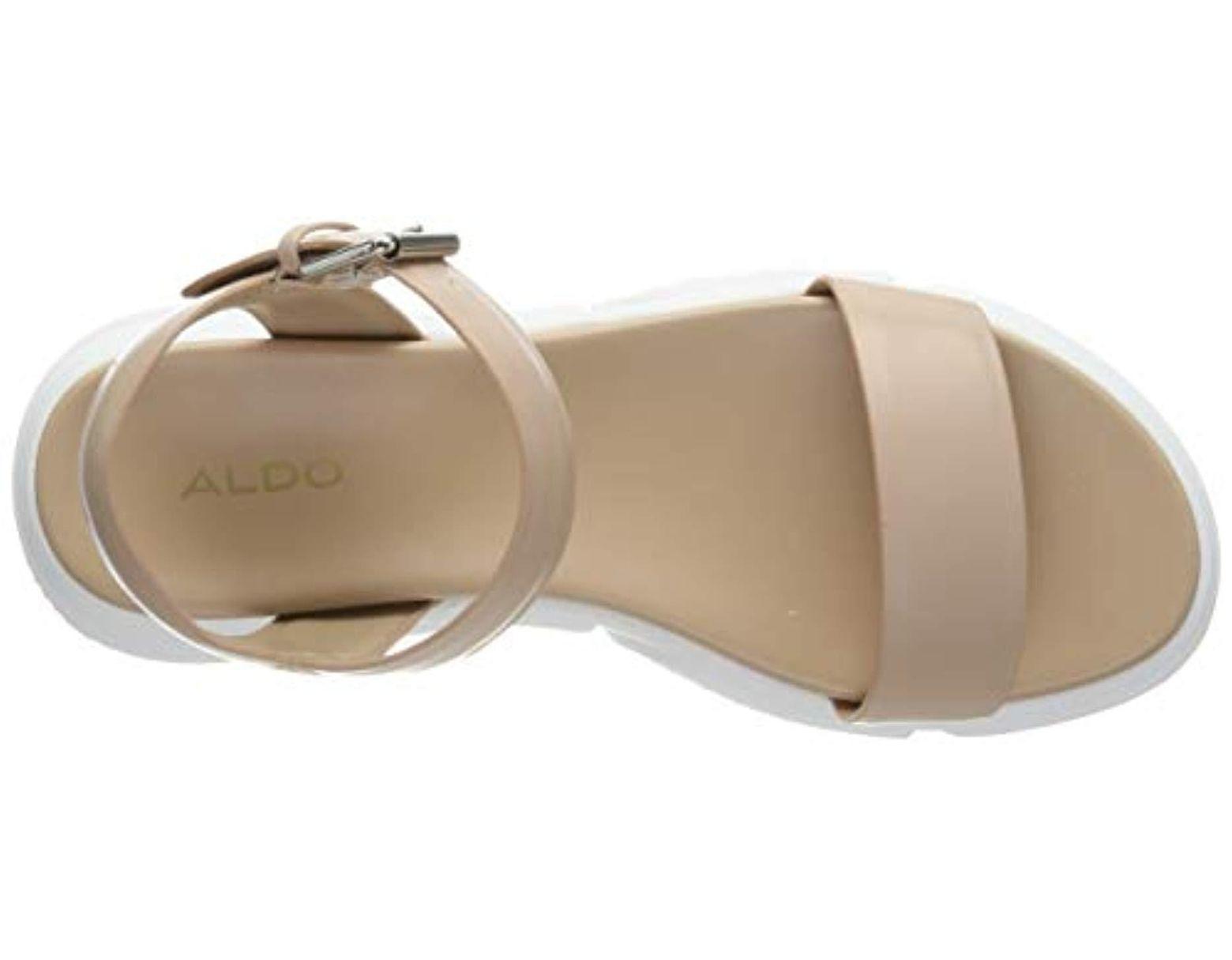 Strap Pink Sandals In Lyst Aldo C54rj3aql Seviladia Ankle D9EH2WI