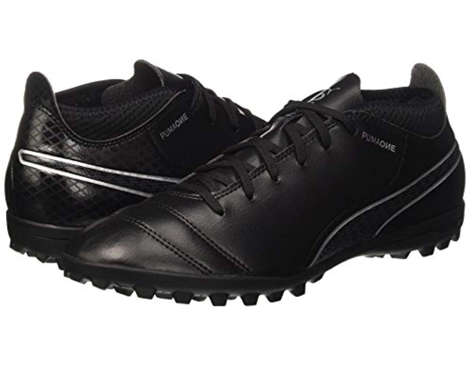 Puma Black For 17 4 Football Tt One Men Boots Lyst In 2IE9YWDH