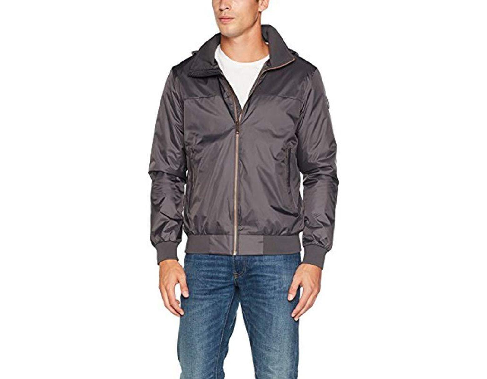 Nouvelles Arrivées c028c 2b3eb Eastham Fall Windbre Tim Manteau Imperméable Homme de coloris gris