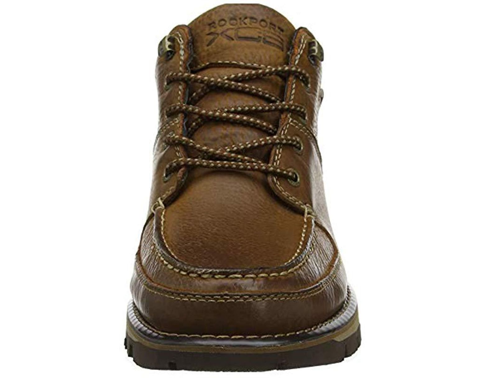 998d668a656 Rockport Umbwe Ii Hiker Chukka Classic Boots in Brown for Men - Save ...