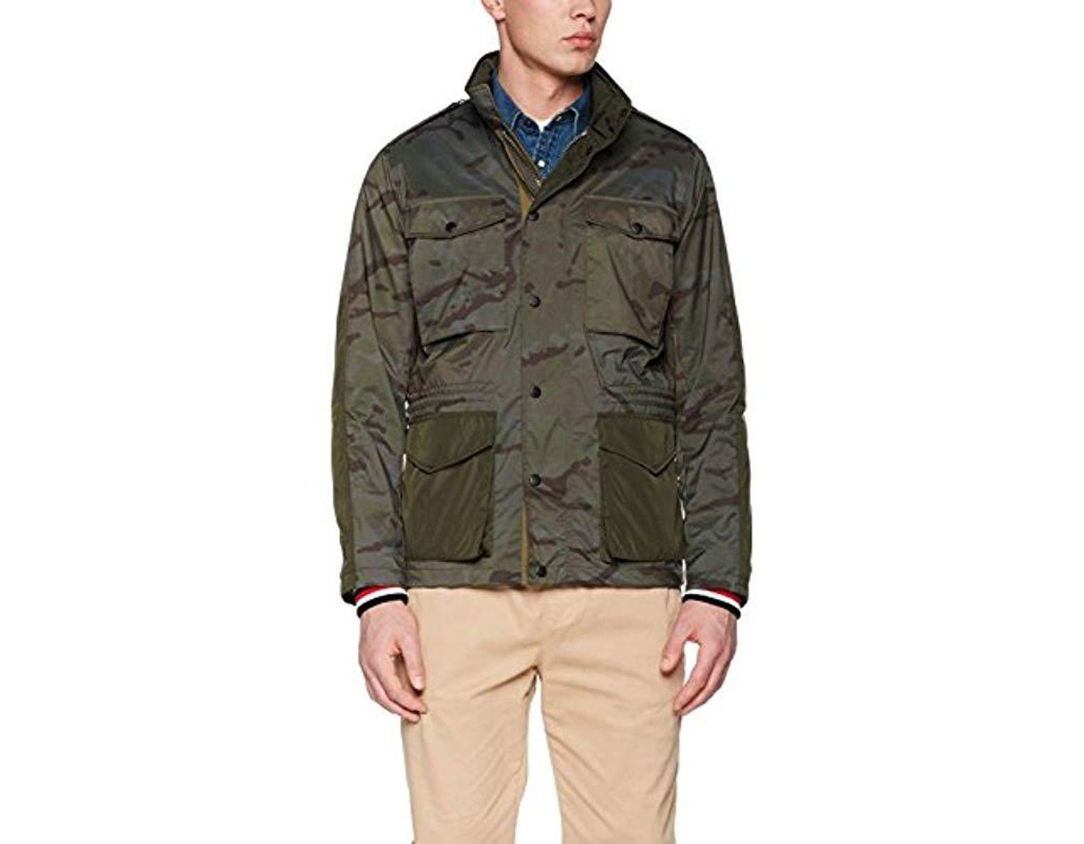 bcb7a2f08 Men's Green 's Camo Af Jacket Bomber