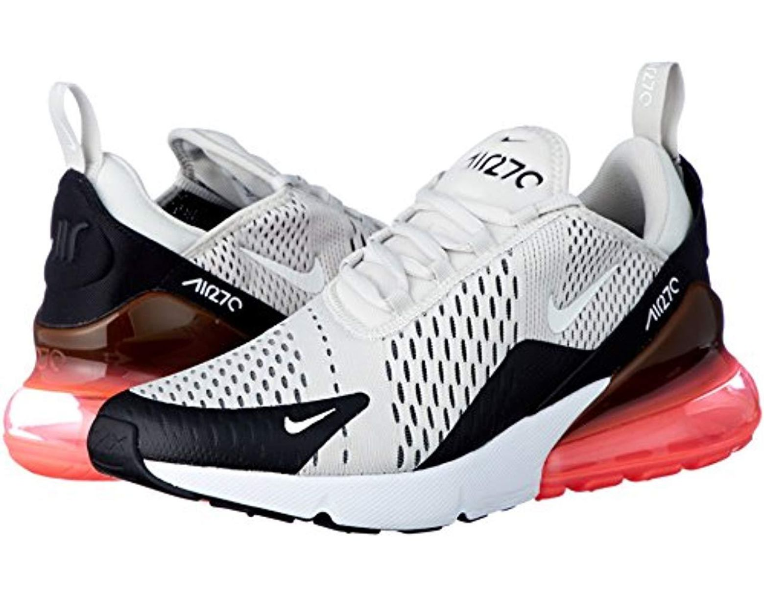 7bd8af49a77e3 Men's Black Air Max 270 Gymnastics Shoes