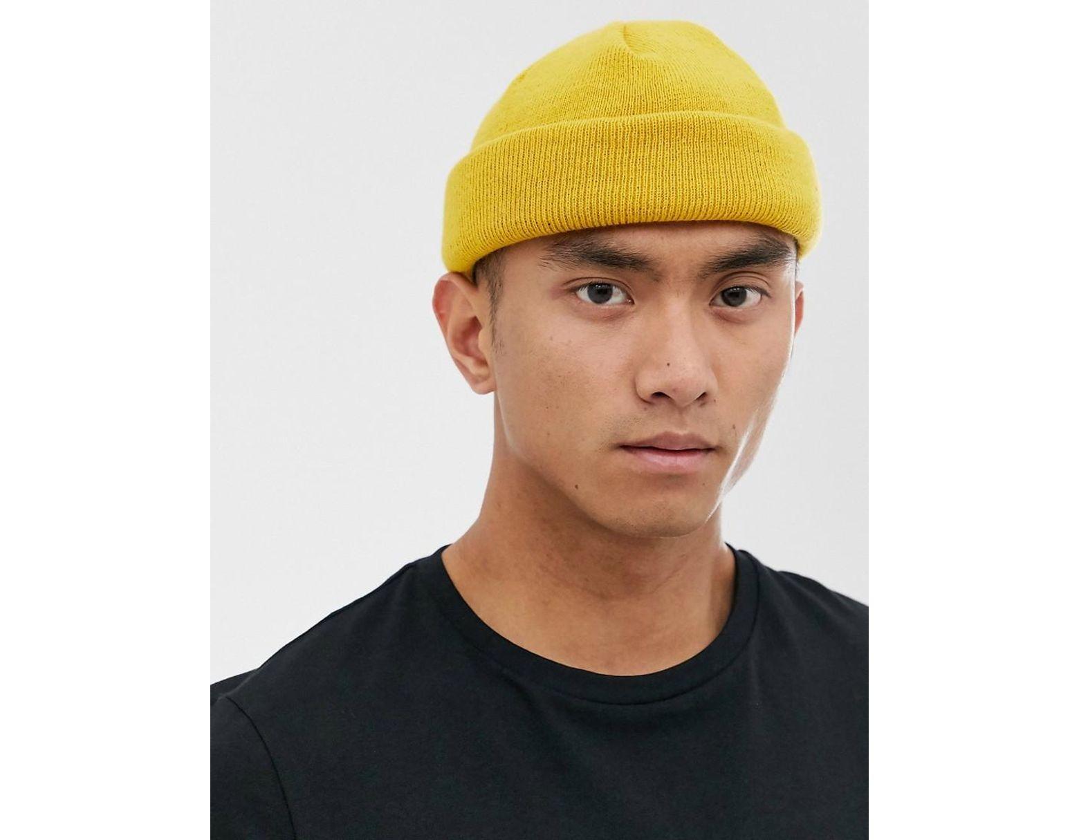 f1791449e Men's Yellow Mini Fisherman In Mustard