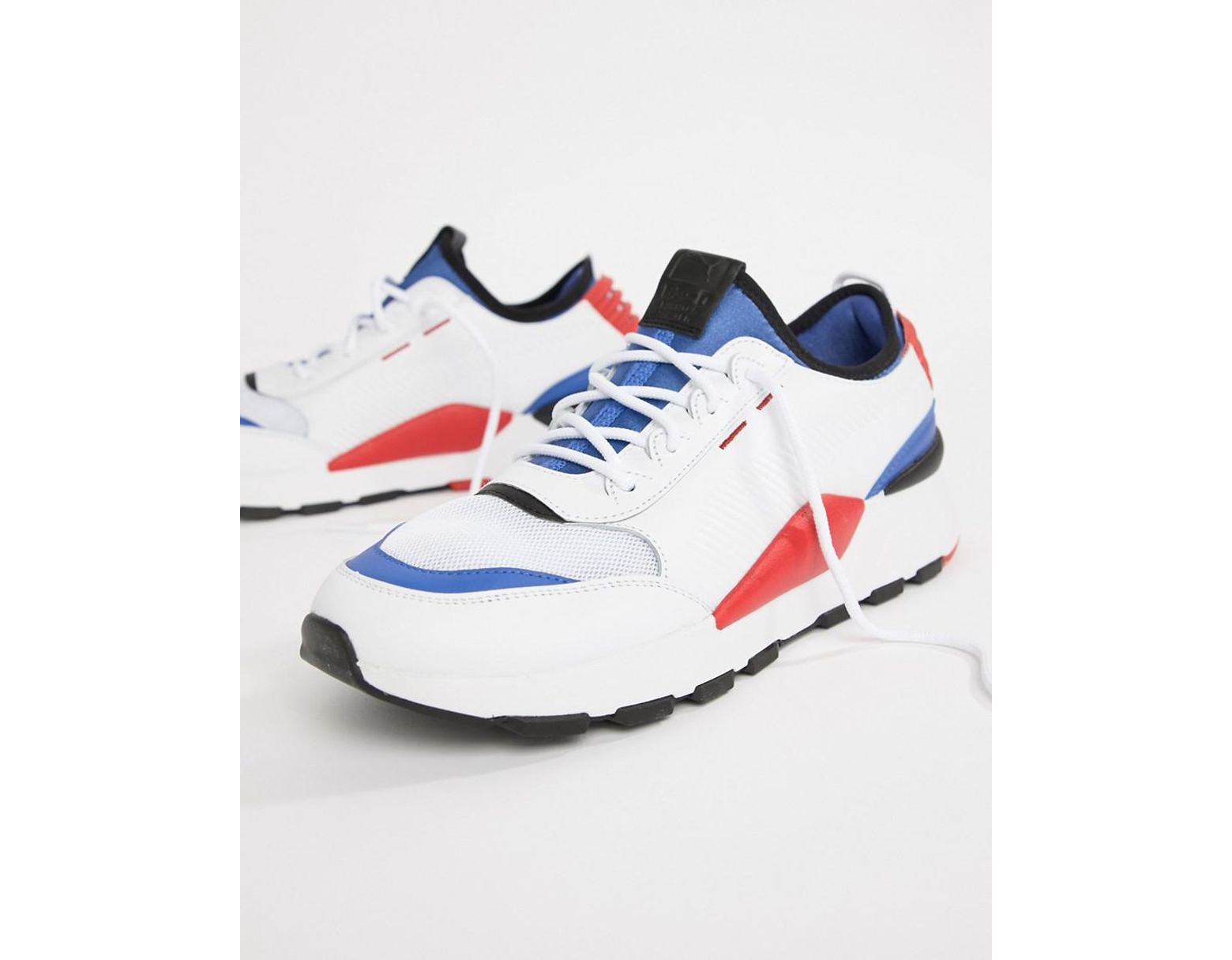 Blanches 36689001 Baskets Rs 0 Homme 0PkXn8wONZ