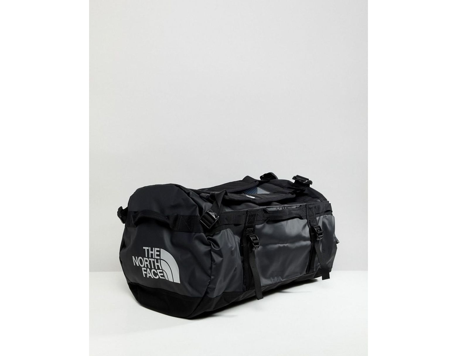 99e637ce2 The North Face Base Camp Duffel Bag Small 50 Litres In Black for Men ...