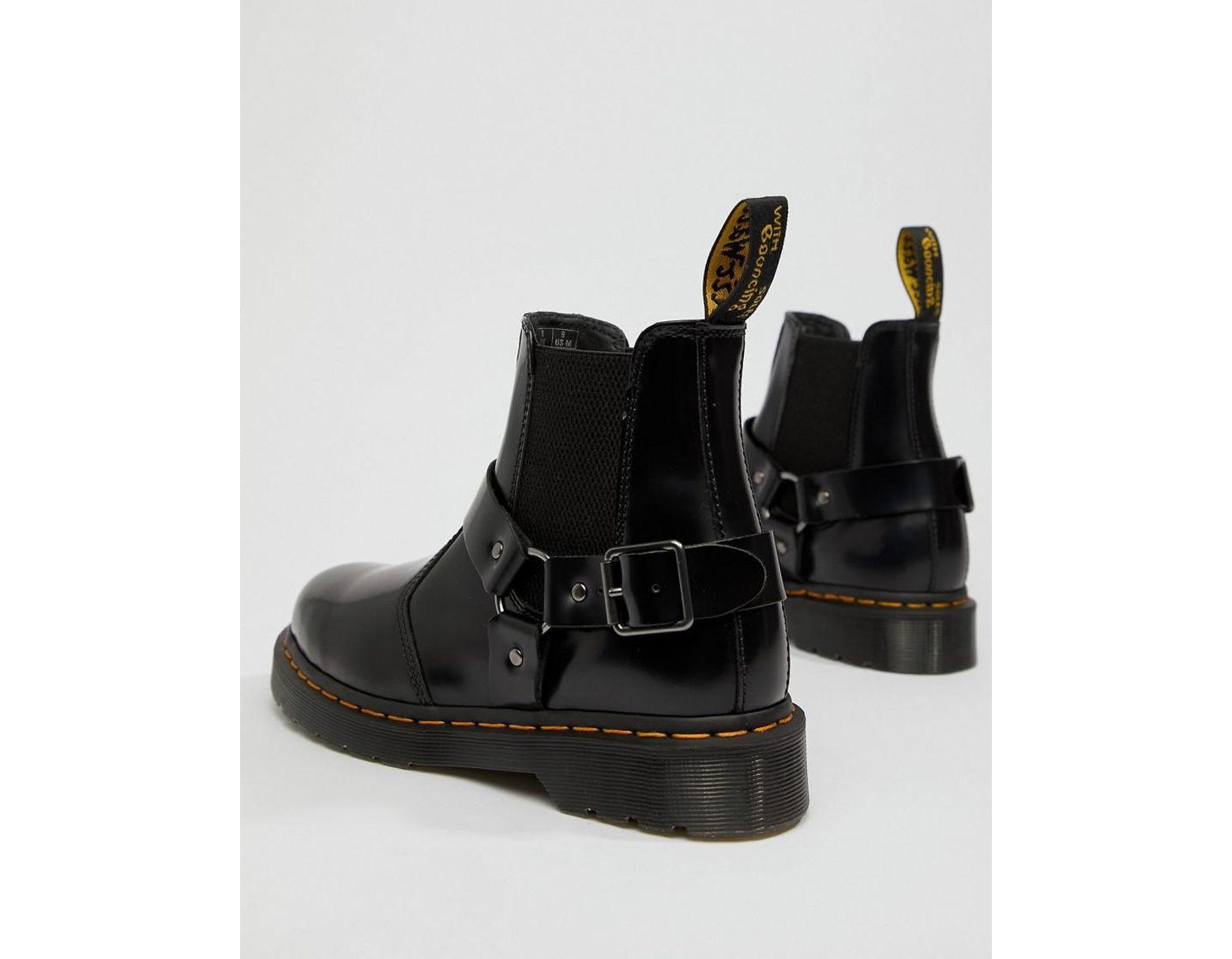 9213694488b Men's Wincox Chelsea Boots In Black