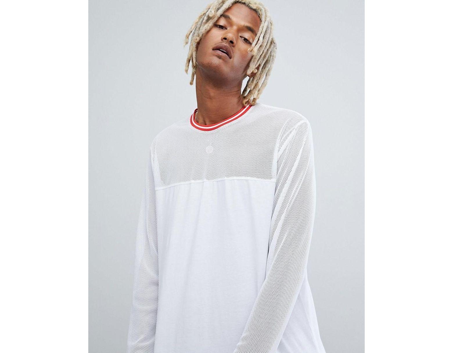 Longues Shirt Décontracté Et Long Encolure Xokipzu À Avec T Manches 7fyvYb6g