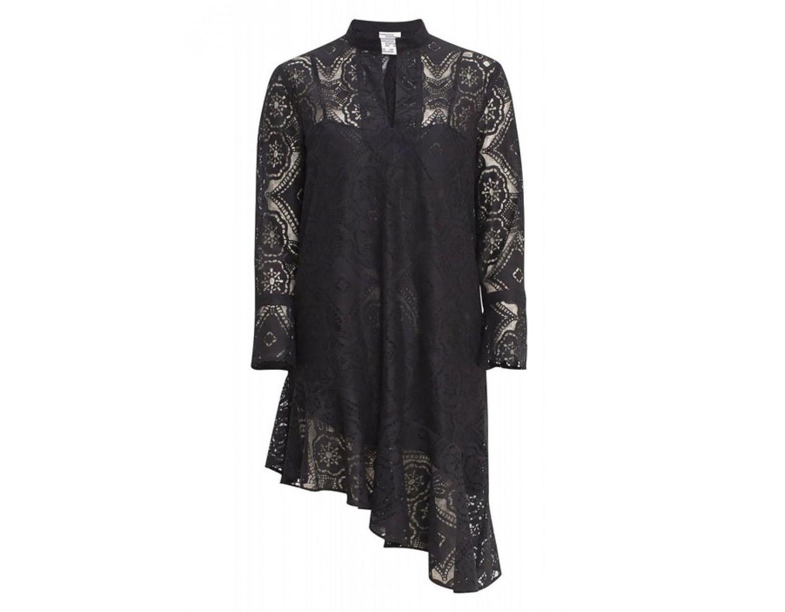 133b0b601da Baum und Pferdgarten Alicia Black Lace Dress in Black - Lyst