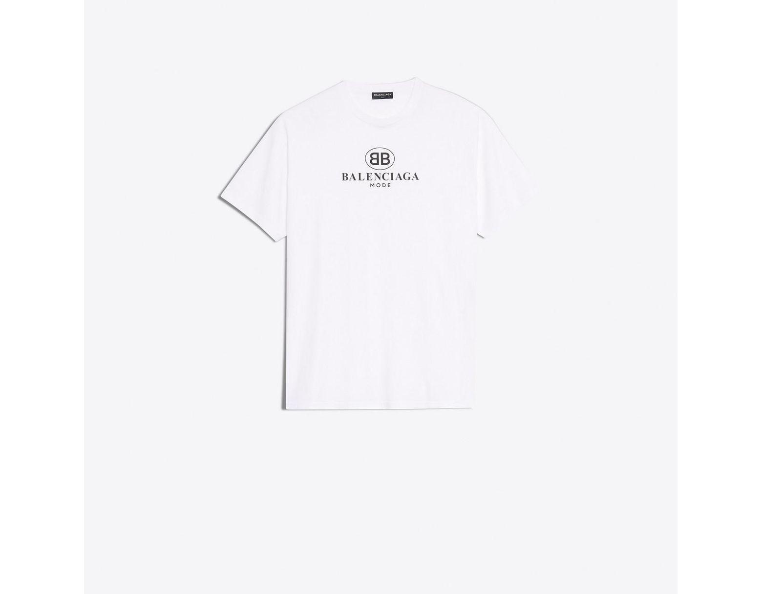 d2e3e0b481f13 Men's White Bb Mode T-shirt