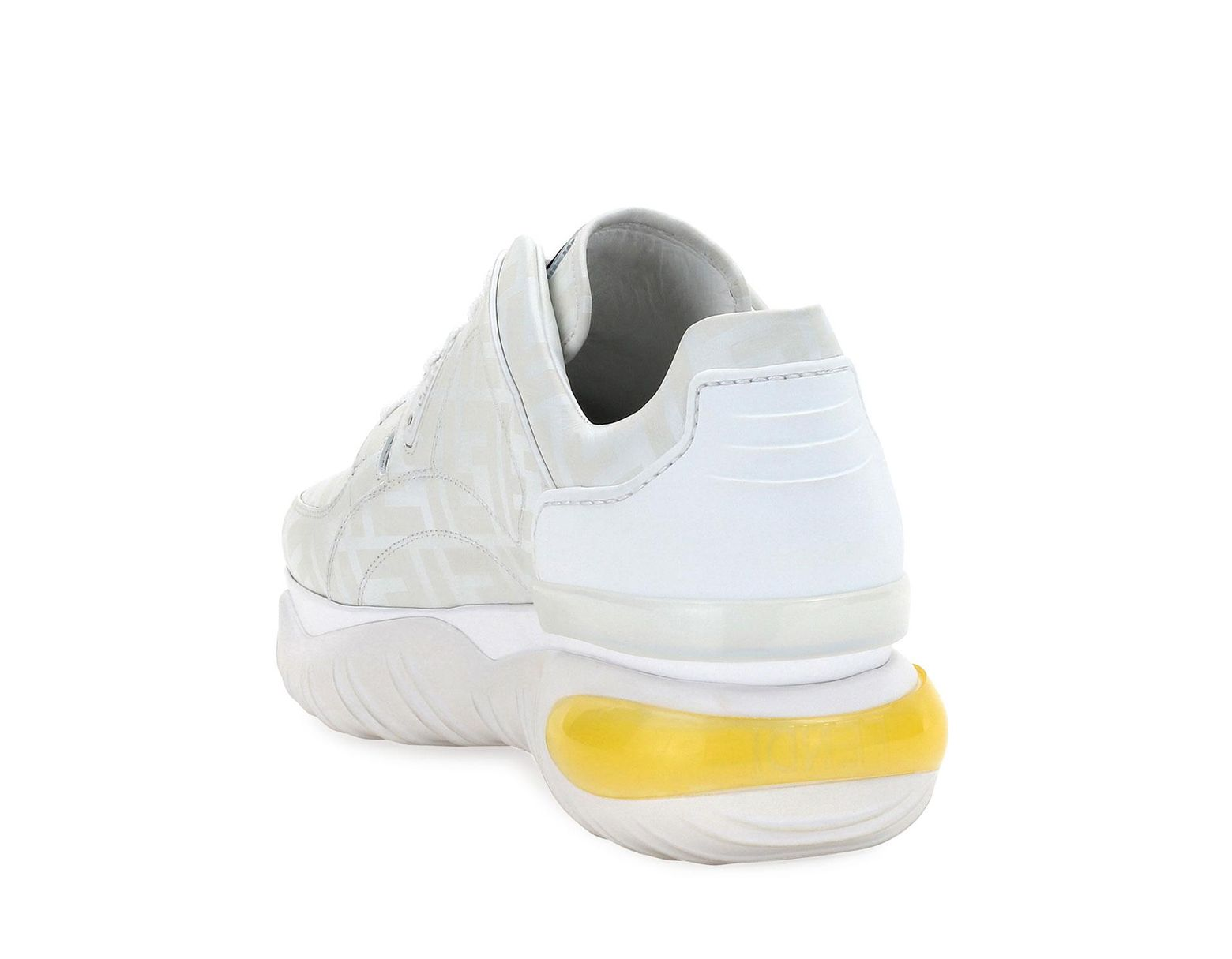 29fabda6 White Men's Fancy Chunky Color Changing Sneakers