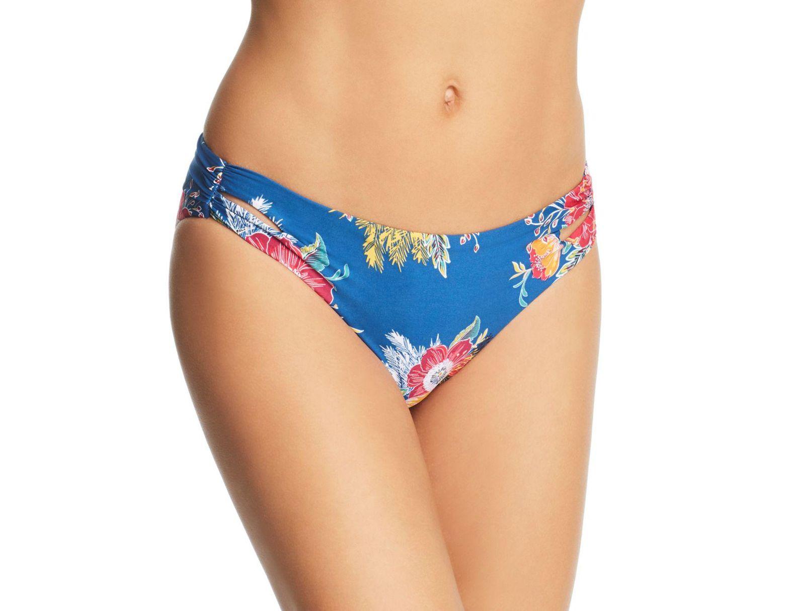 e9b91382c1 Women's Blue Over The Moon Bikini Bottom