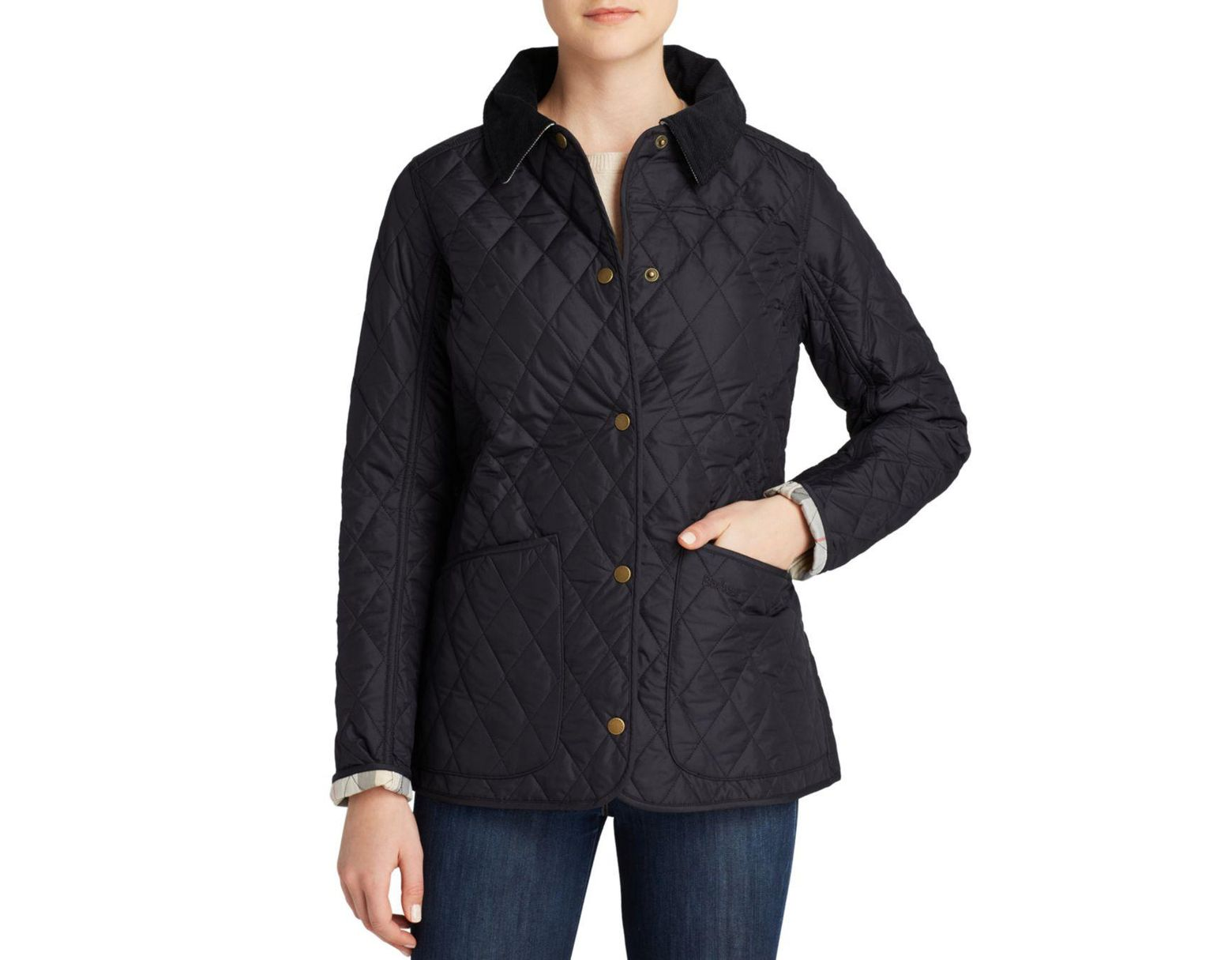 8b05b46f3 Women's Blue Spring Annandale Quilted Jacket
