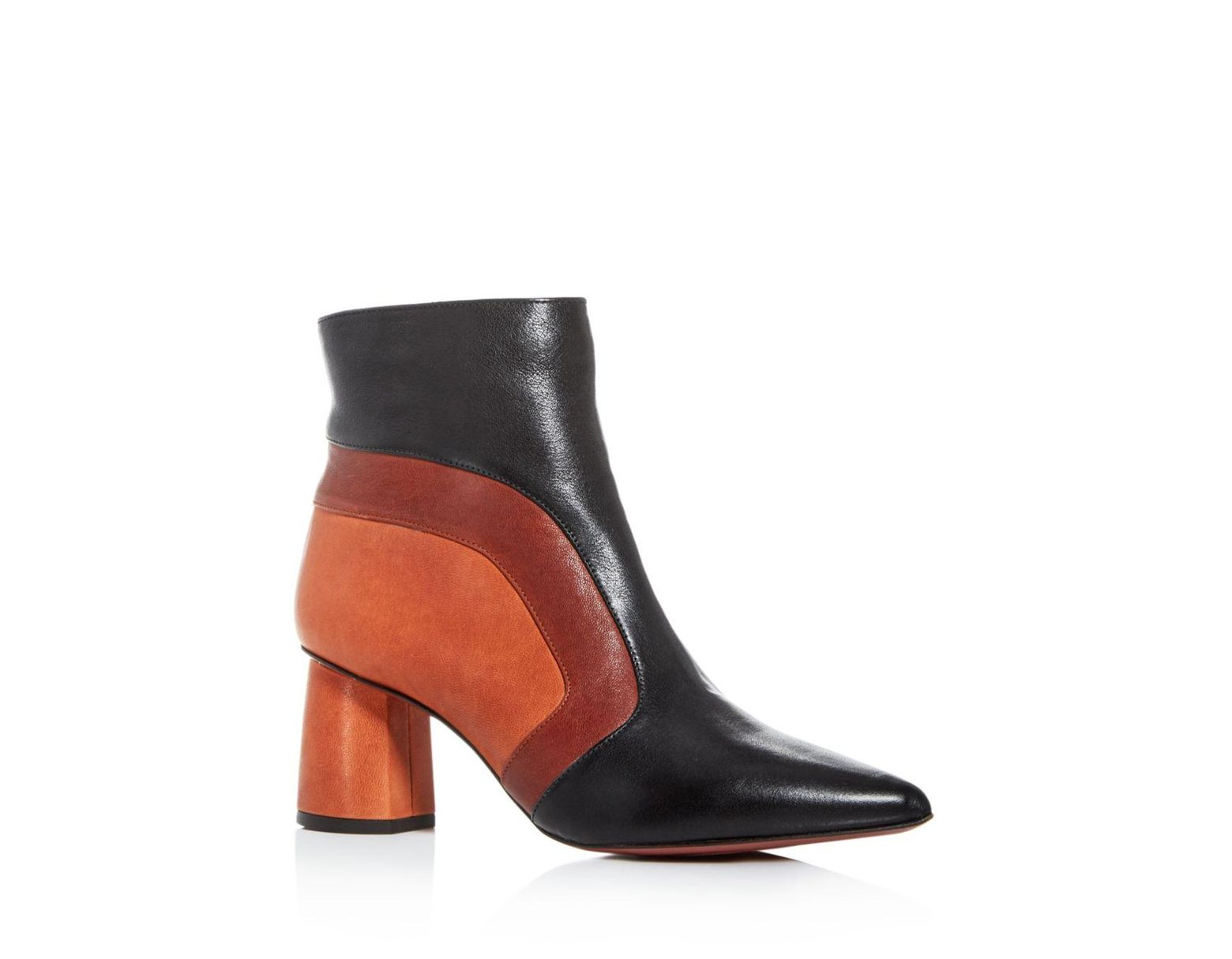 76bd58d4c7815 Women's Lupe Color - Block Pointed - Toe Booties
