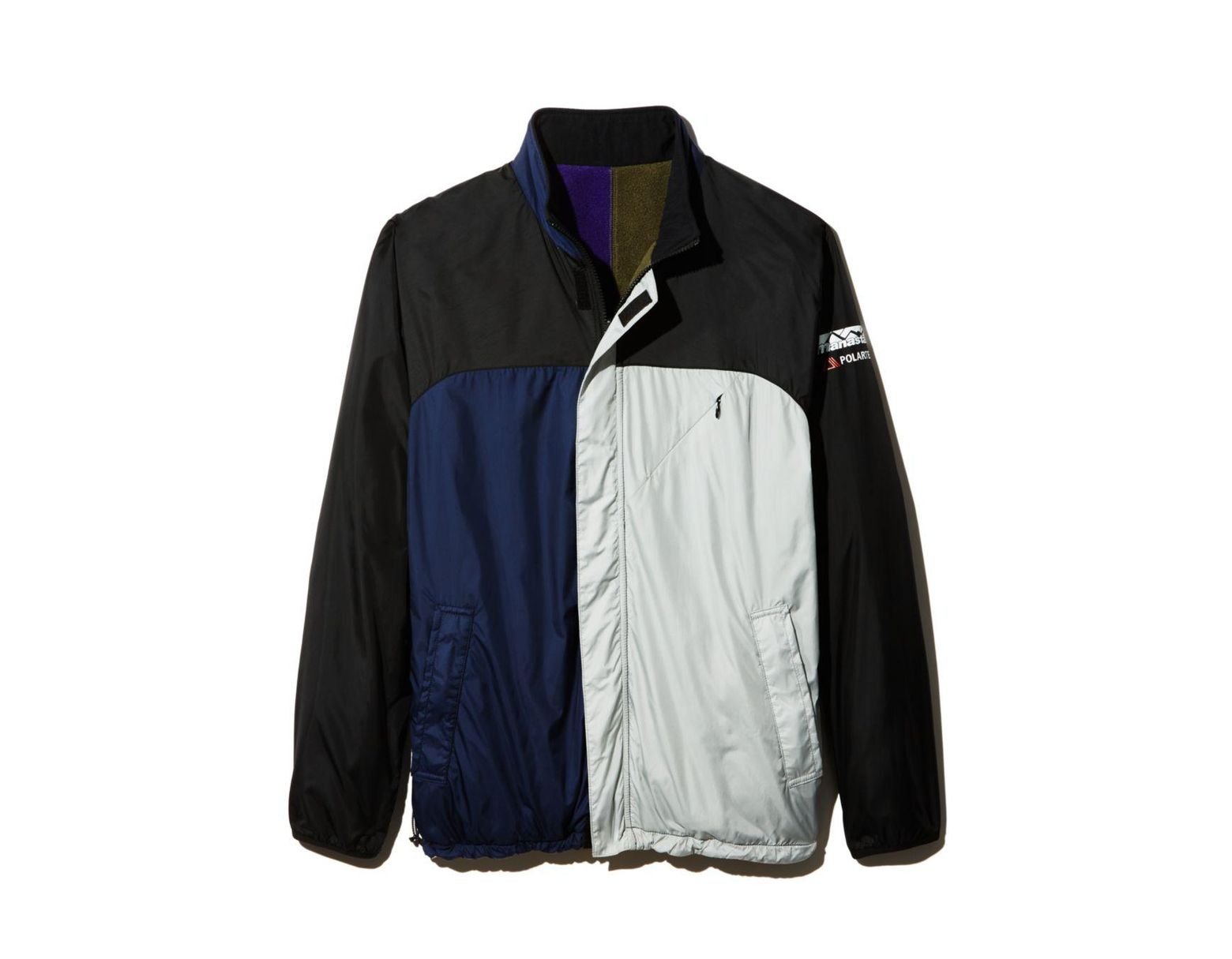 Manastash Polartec Trainer Full Zip Fleece Oxford Clothes, Shoes & Accessories Sale