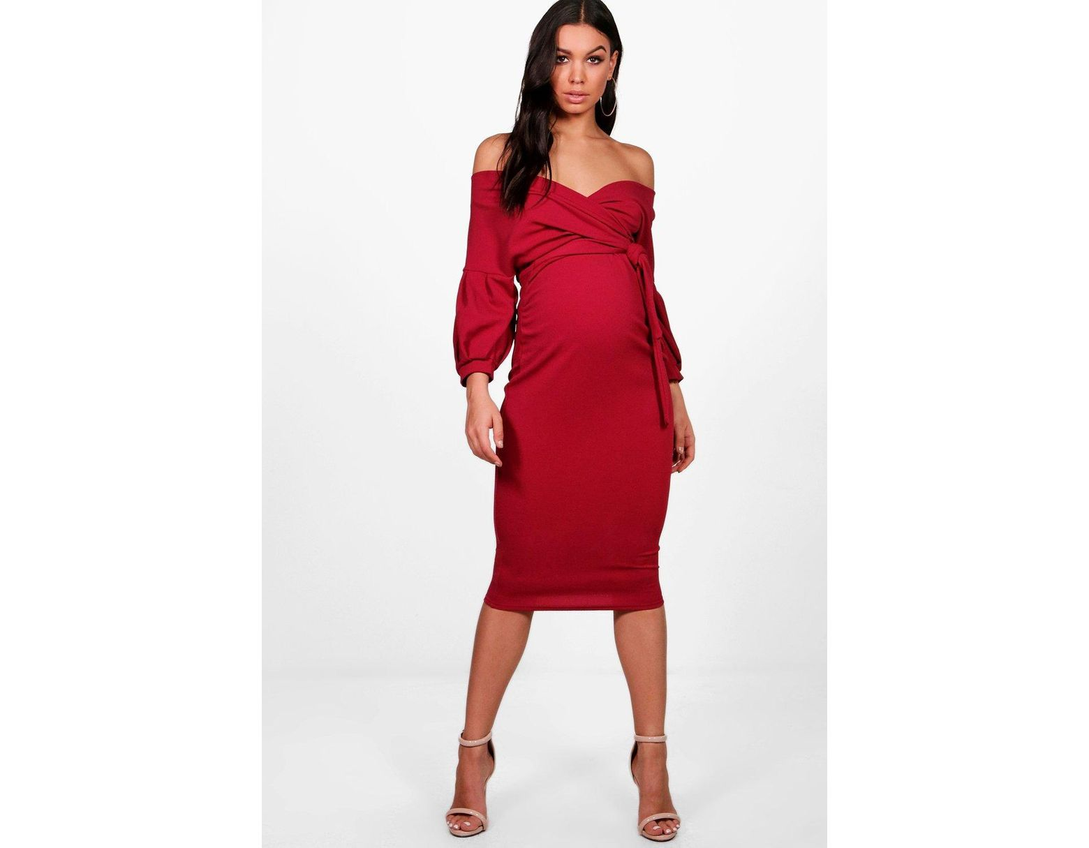 09da4aa9d161 Red Party Dresses Boohoo - PostParc